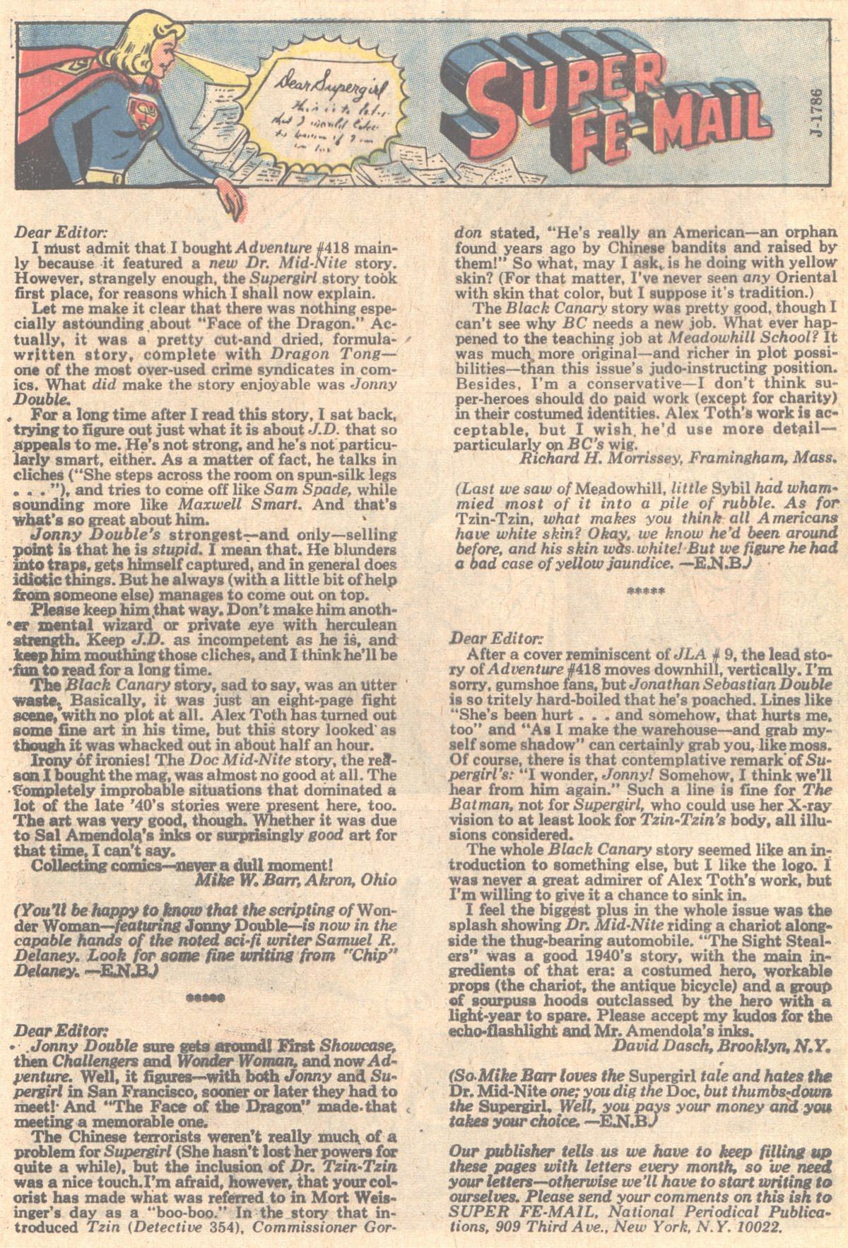 Read online Adventure Comics (1938) comic -  Issue #422 - 32