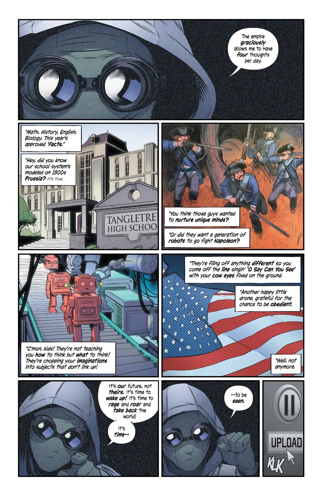 Read online Alienated comic -  Issue #1 - 3