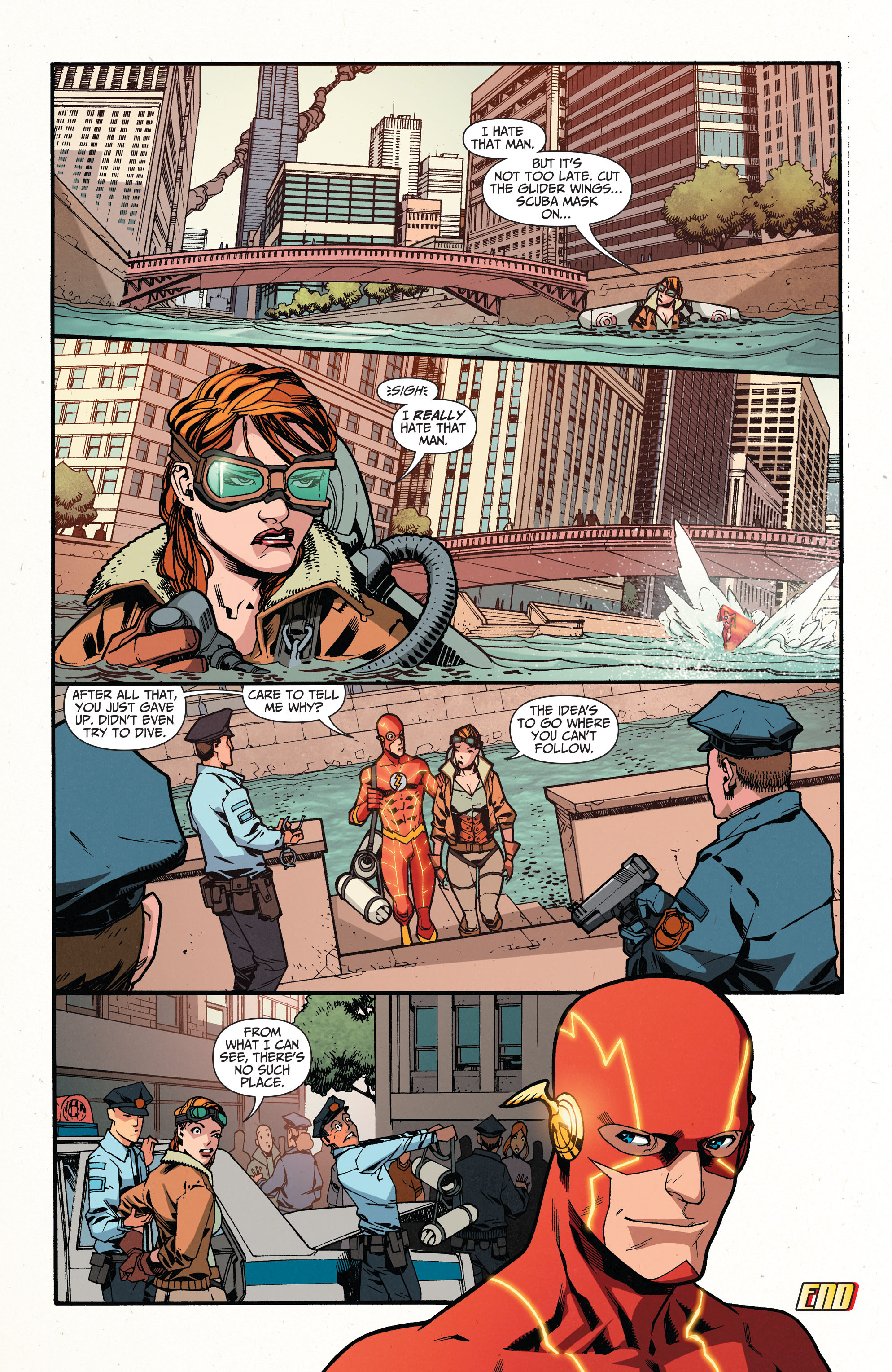 Read online The Flash (2011) comic -  Issue # _TPB 5 - 63