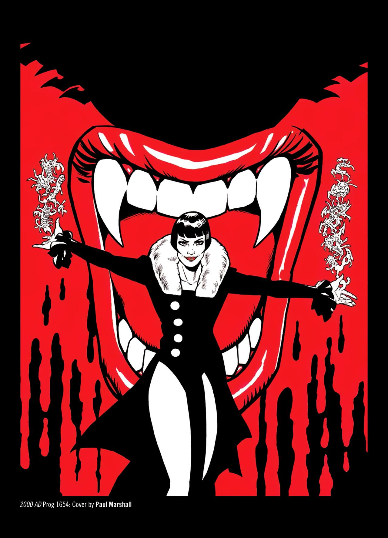 Read online Nikolai Dante comic -  Issue # TPB 9 - 186