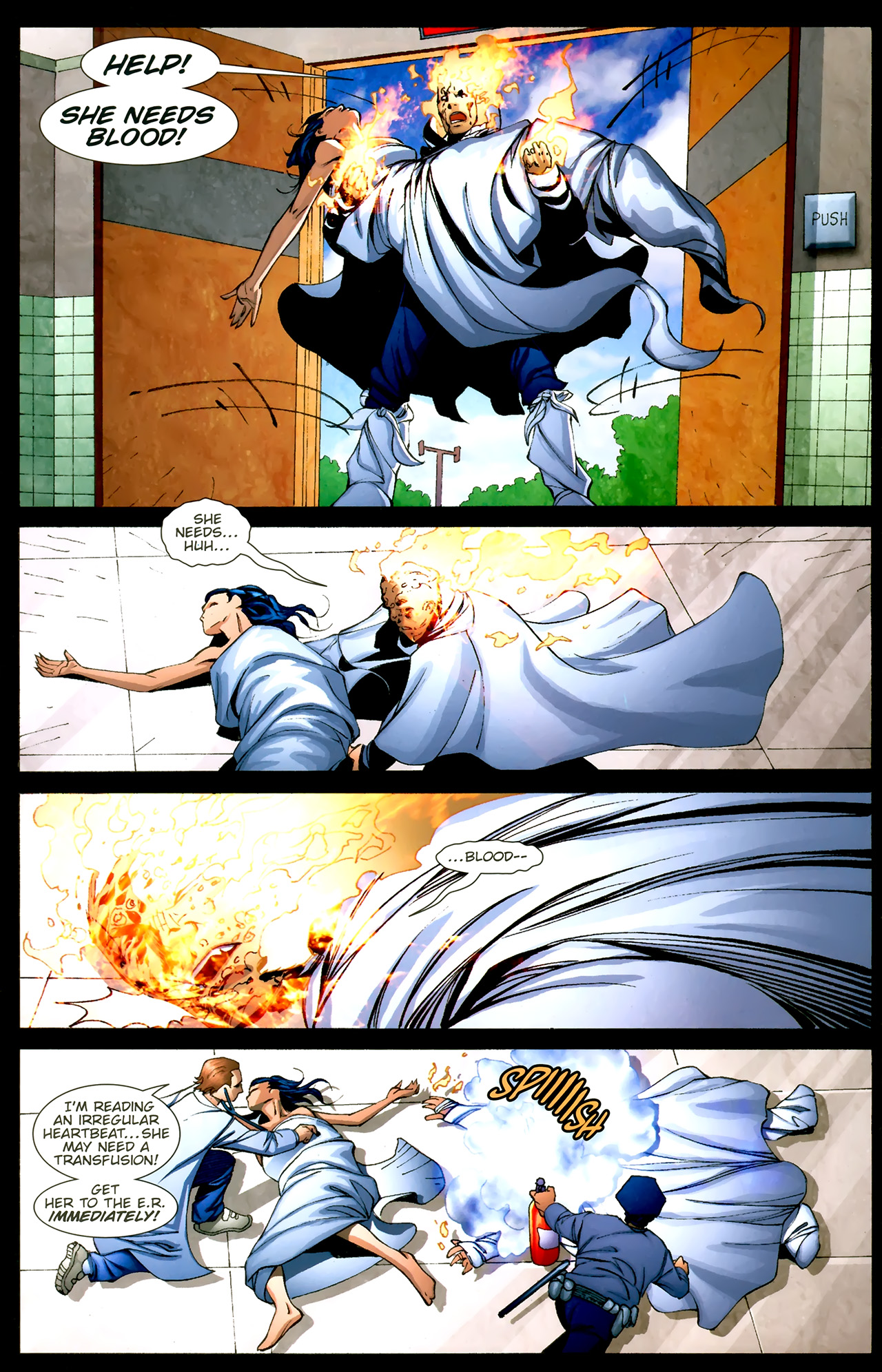 Read online Dead Romeo comic -  Issue #4 - 10