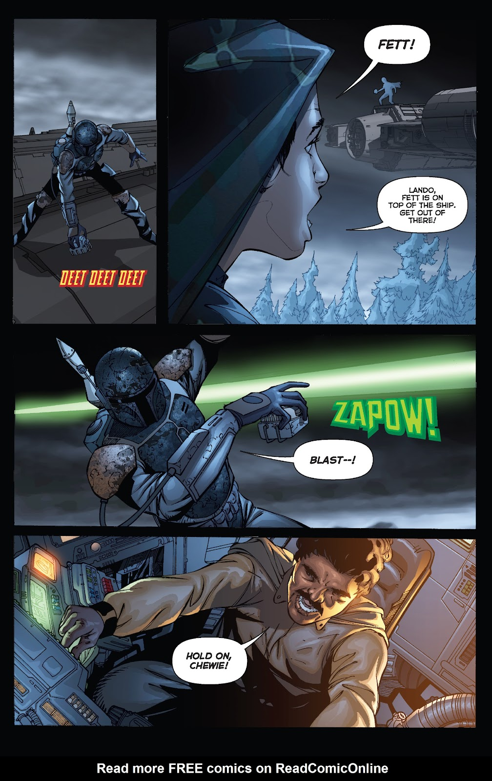 Read online Star Wars Legends: Infinities - Epic Collection comic -  Issue # TPB (Part 3) - 37