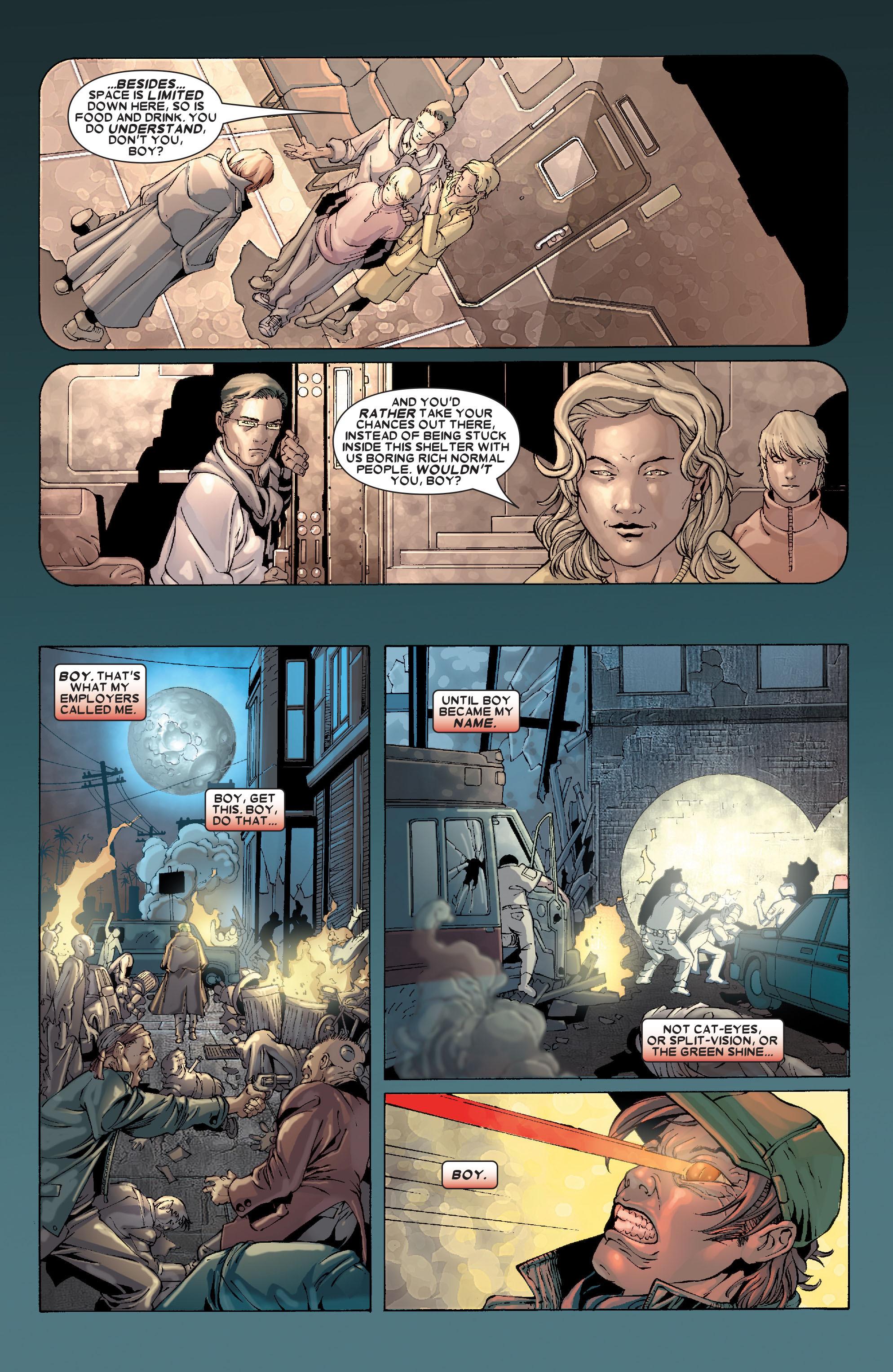 X-Men (1991) 167 Page 2