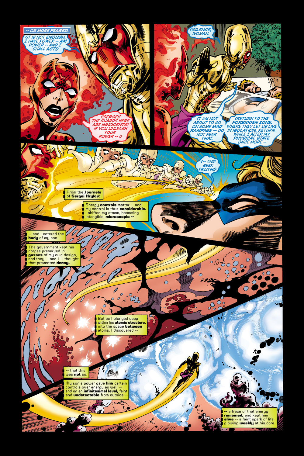 Read online Avengers (1998) comic -  Issue #43 - 3