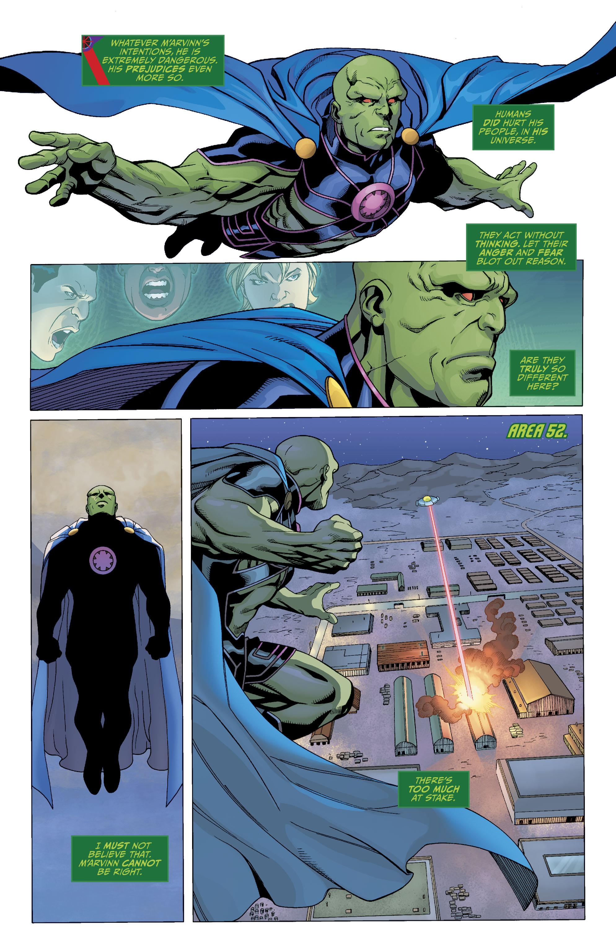 Read online Martian Manhunter/Marvin the Martian Special comic -  Issue # Full - 18