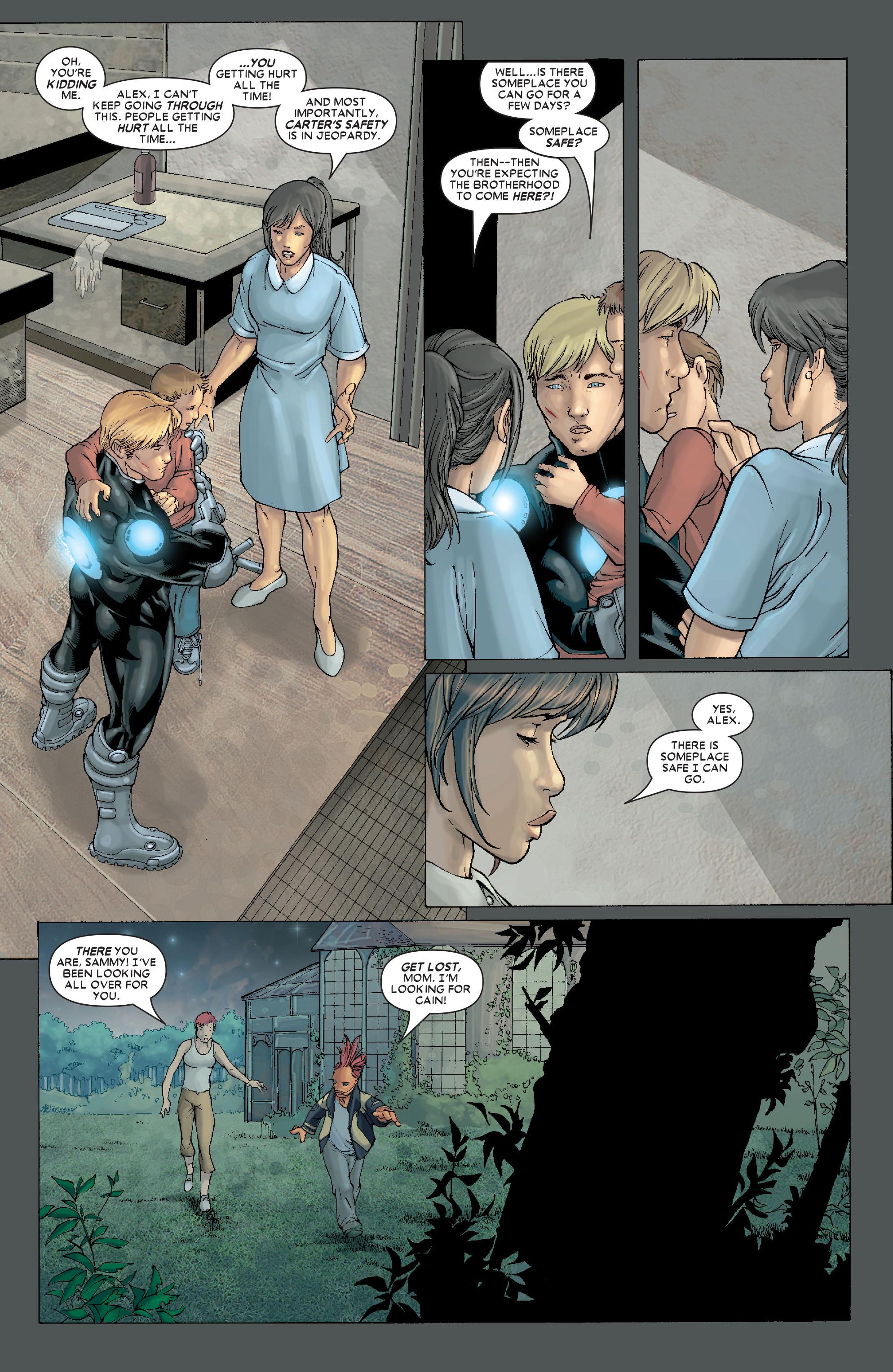 X-Men (1991) 161 Page 15