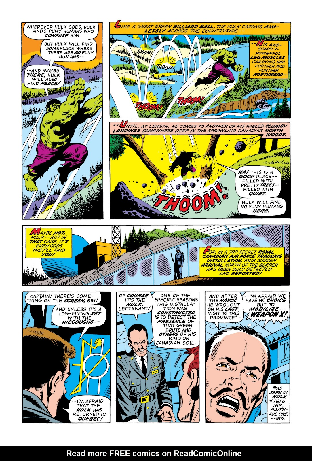 Read online Marvel Masterworks: The Incredible Hulk comic -  Issue # TPB 10 (Part 2) - 88