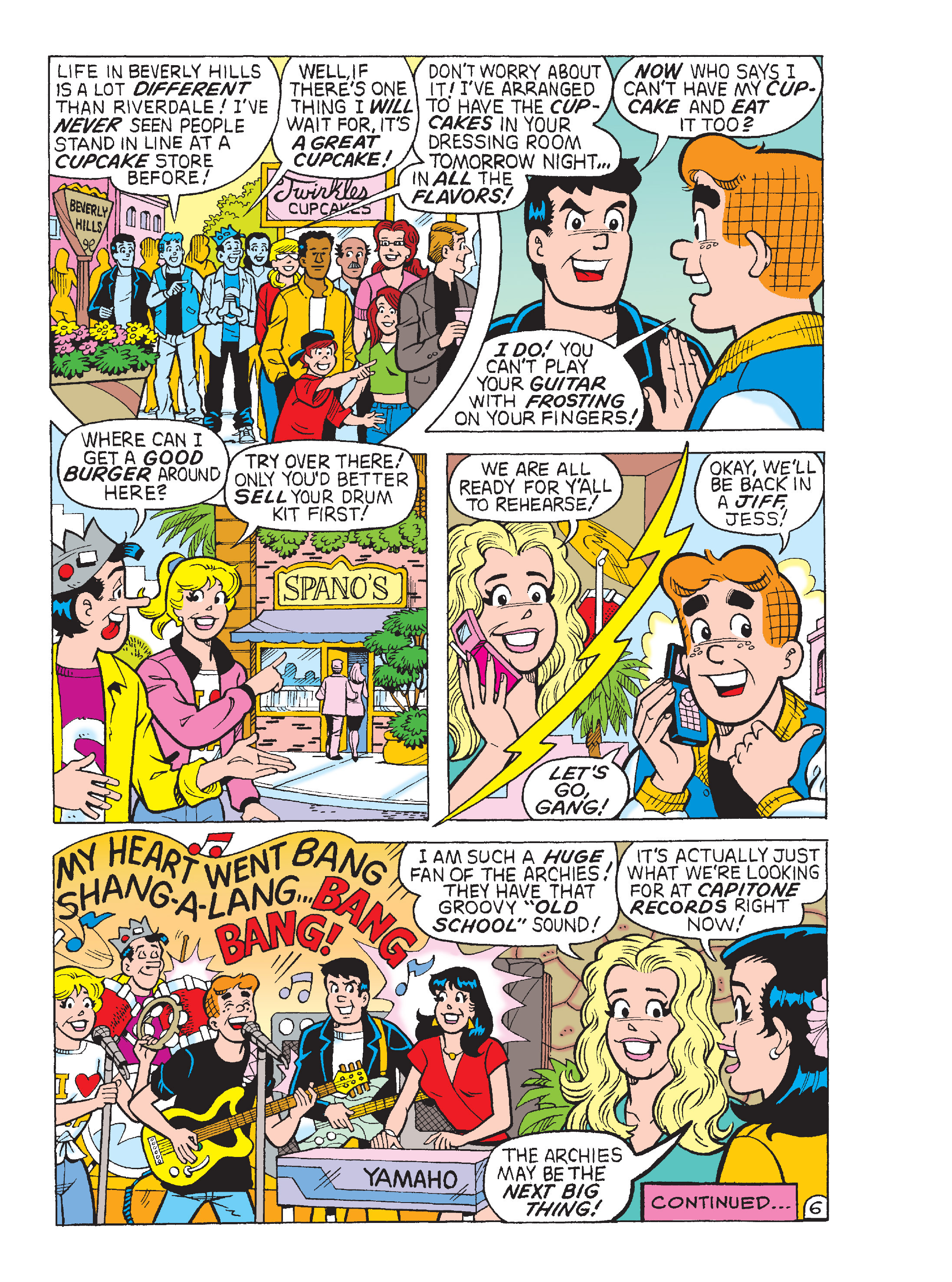 Read online World of Archie Double Digest comic -  Issue #55 - 67