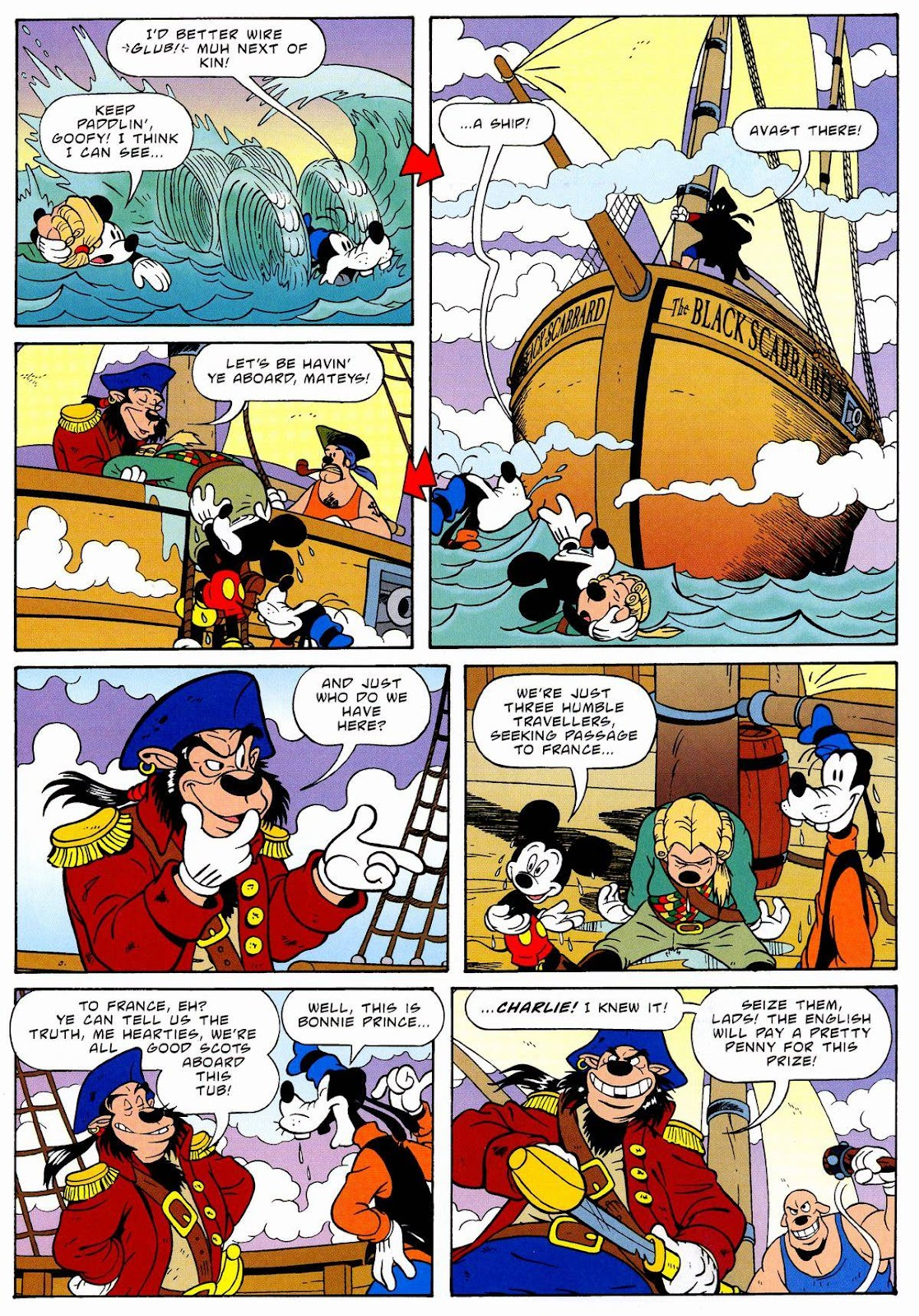 Walt Disney's Comics and Stories issue 641 - Page 19