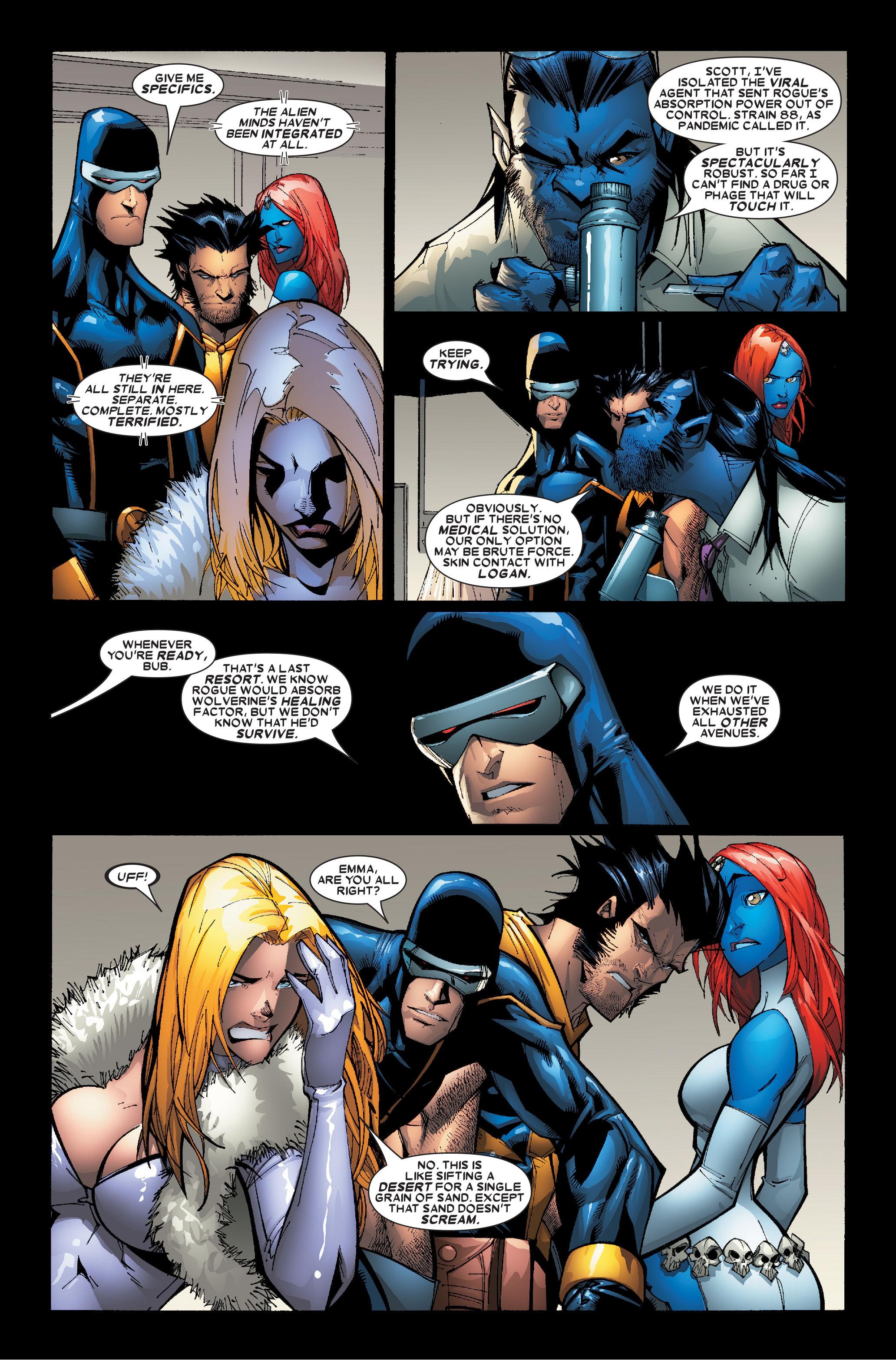 X-Men (1991) 200 Page 23