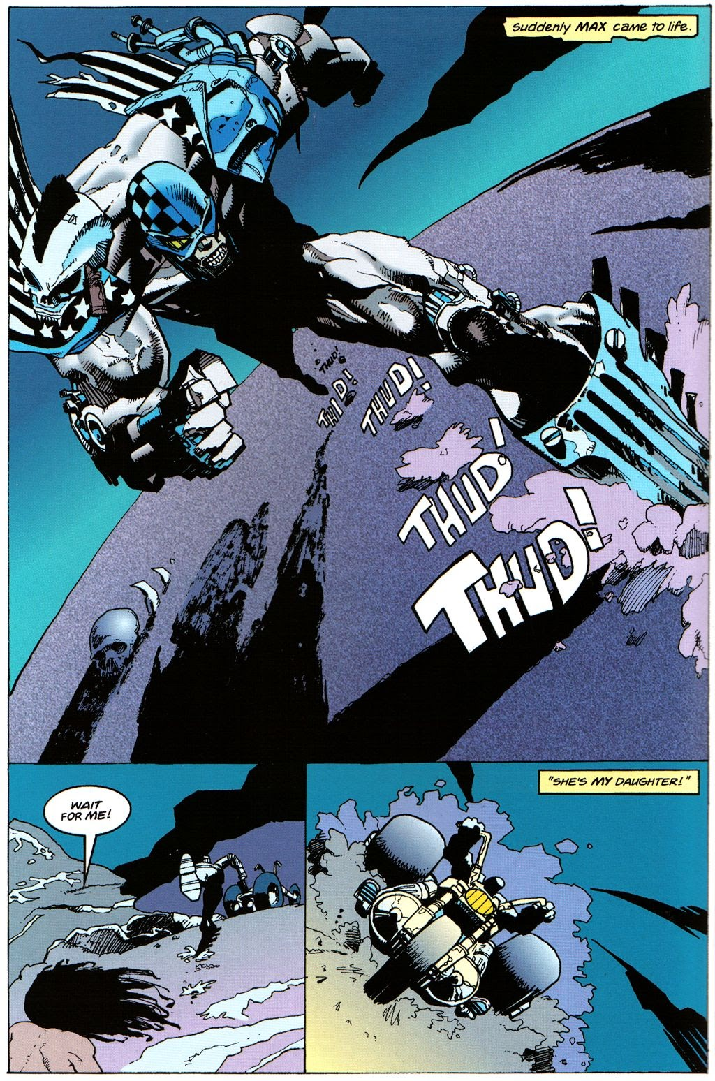 Read online Bisley's Scrapbook comic -  Issue # Full - 12