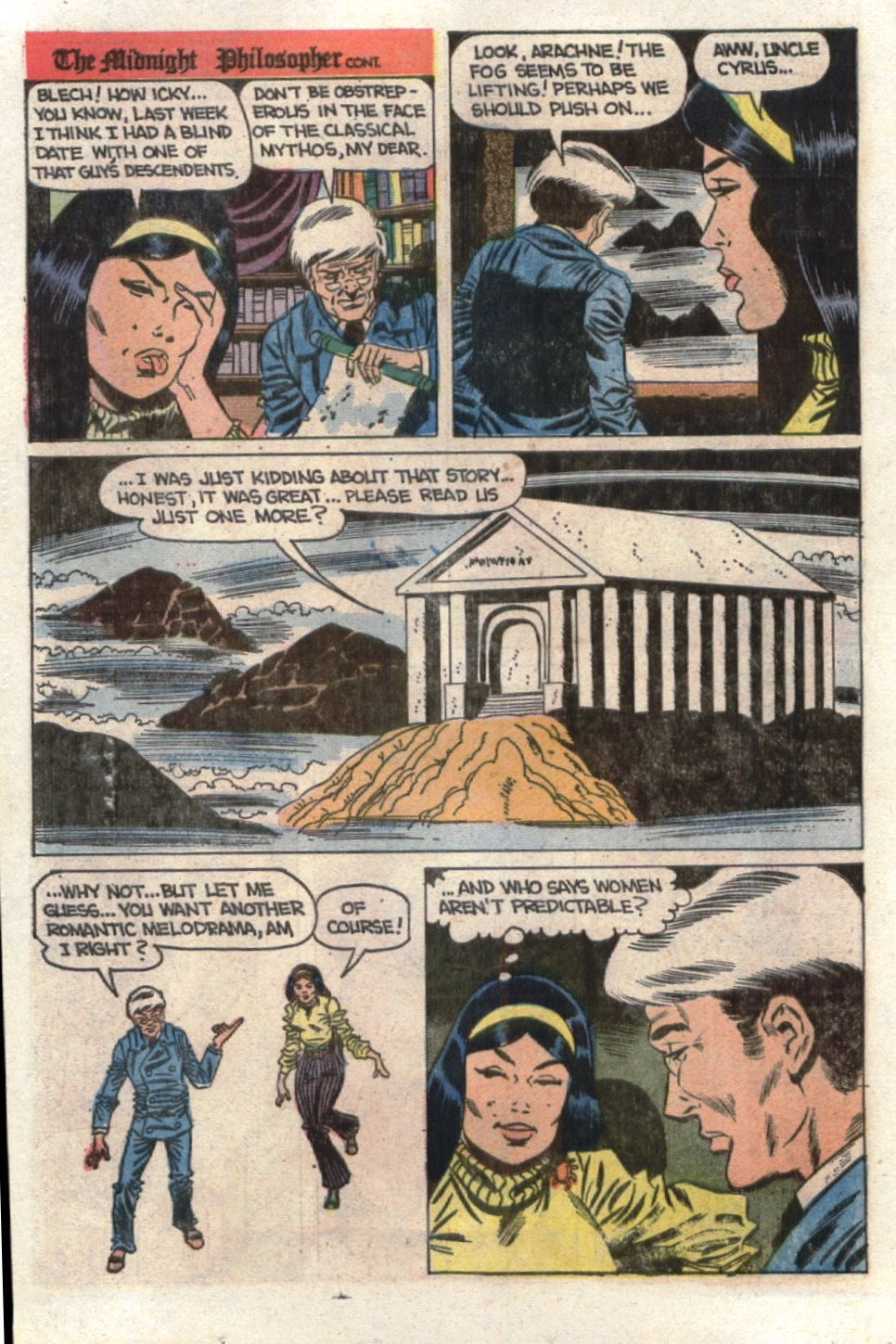 Midnight Tales issue 11 - Page 22