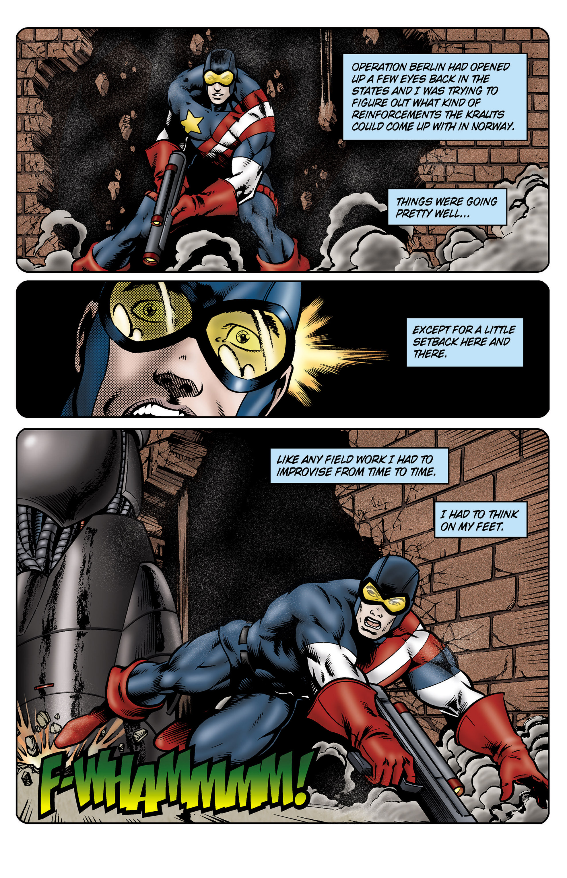 Read online SideChicks comic -  Issue #5 - 8