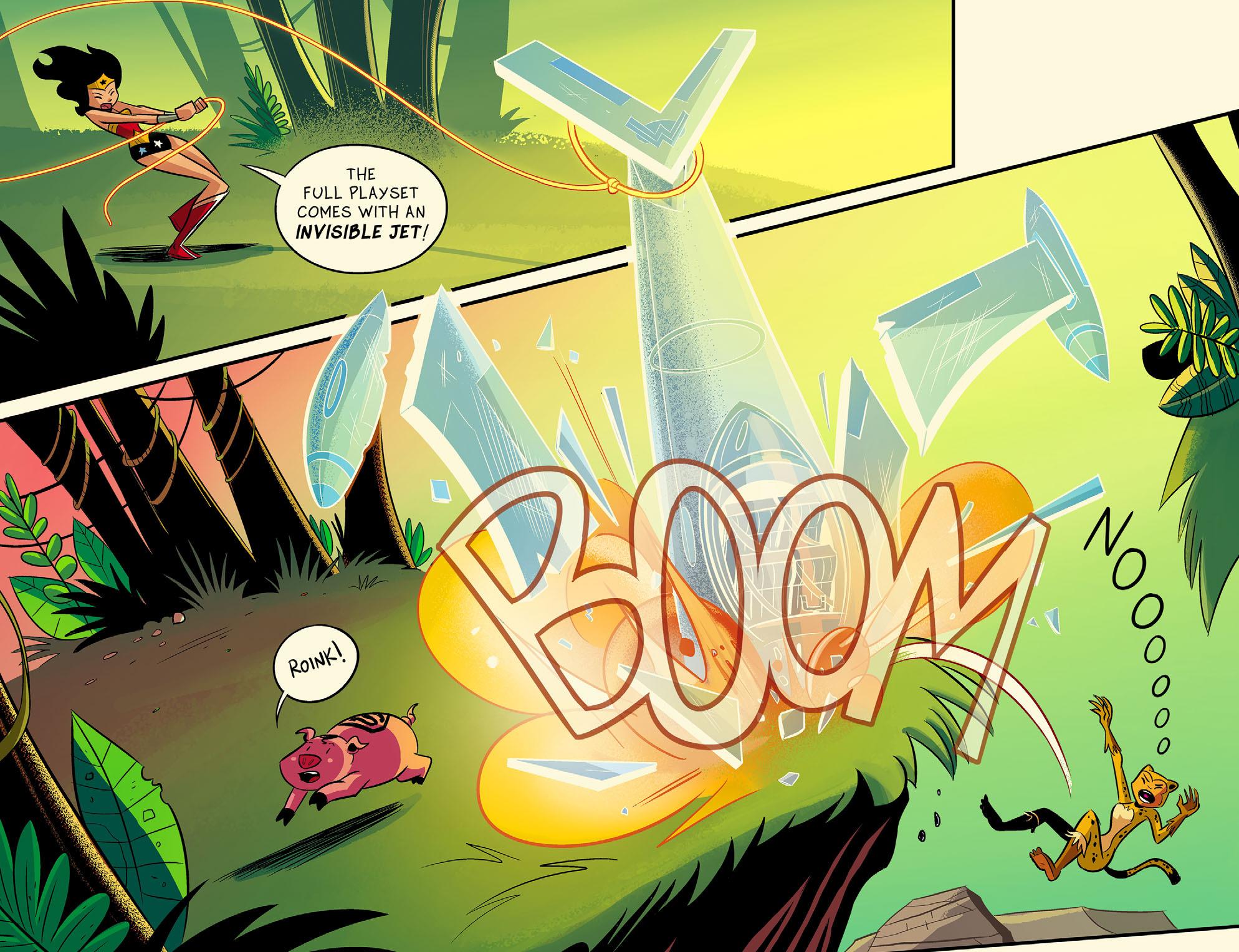 Read online Sensation Comics Featuring Wonder Woman comic -  Issue #22 - 9