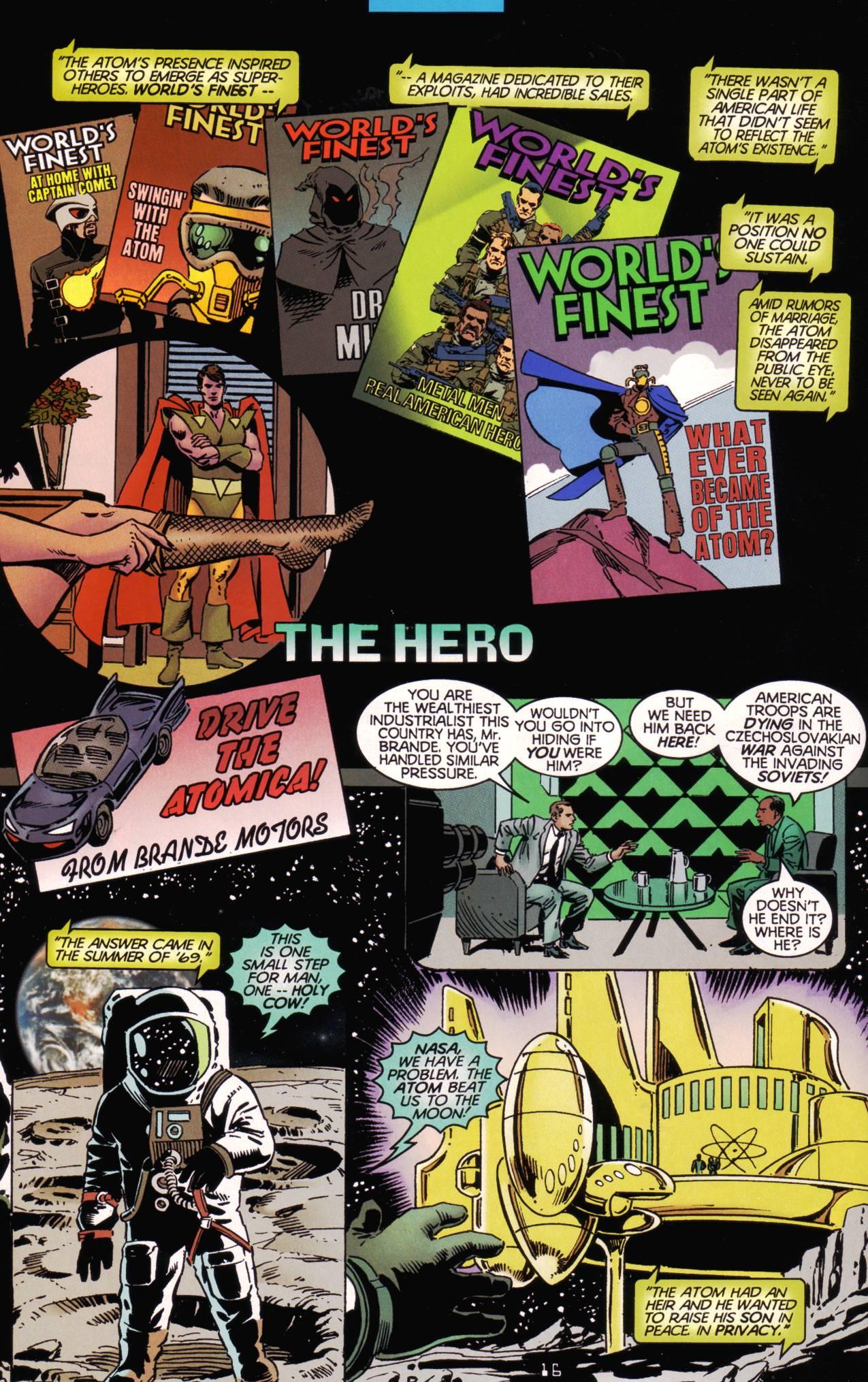 Read online Tangent Comics/ The Atom comic -  Issue # Full - 17