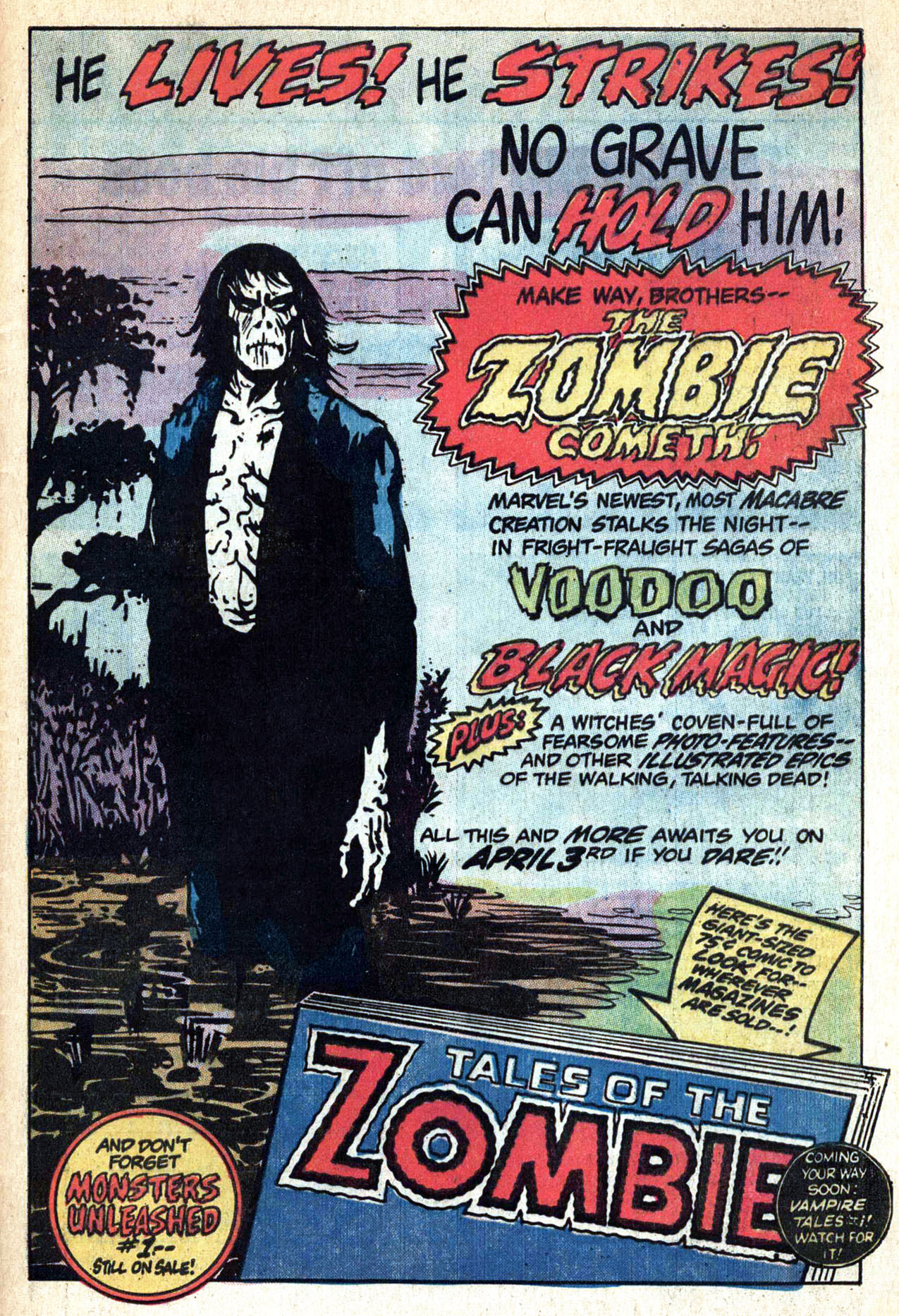 Read online Amazing Adventures (1970) comic -  Issue #19 - 33