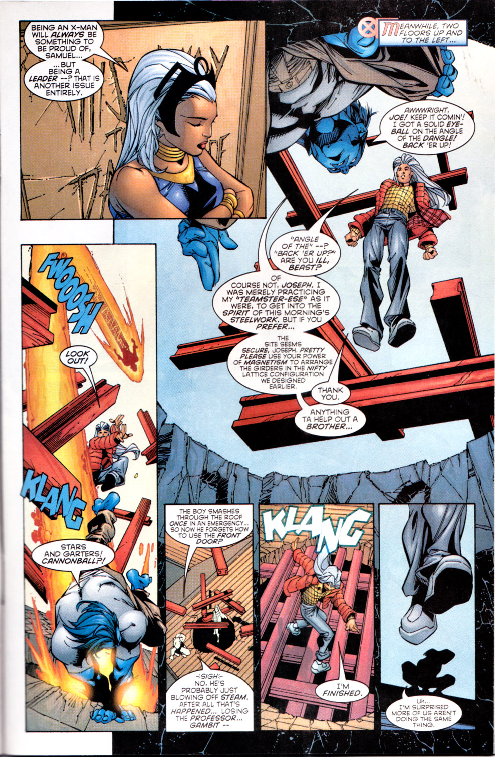 X-Men (1991) 72 Page 7