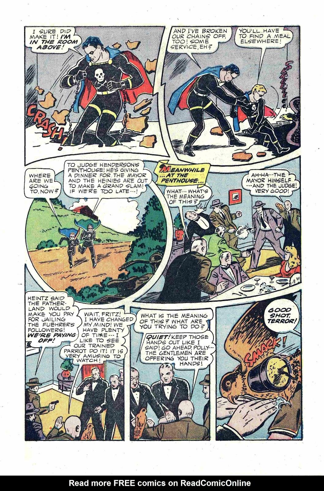 Read online America's Best Comics comic -  Issue #13 - 13