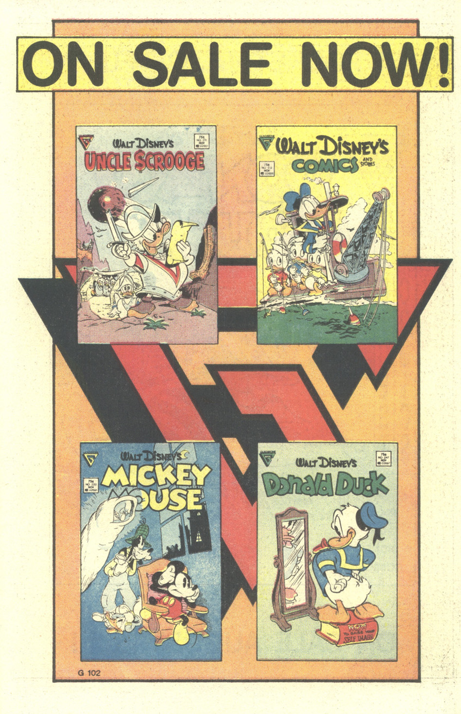Walt Disney's Donald Duck (1986) issue 247 - Page 23