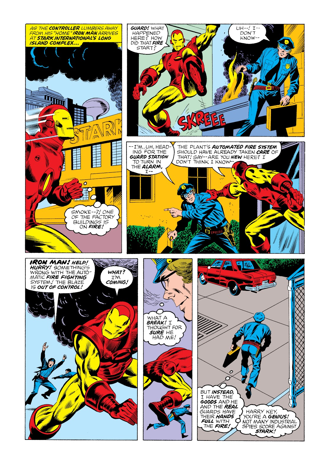 Read online Marvel Masterworks: The Invincible Iron Man comic -  Issue # TPB 11 (Part 2) - 100