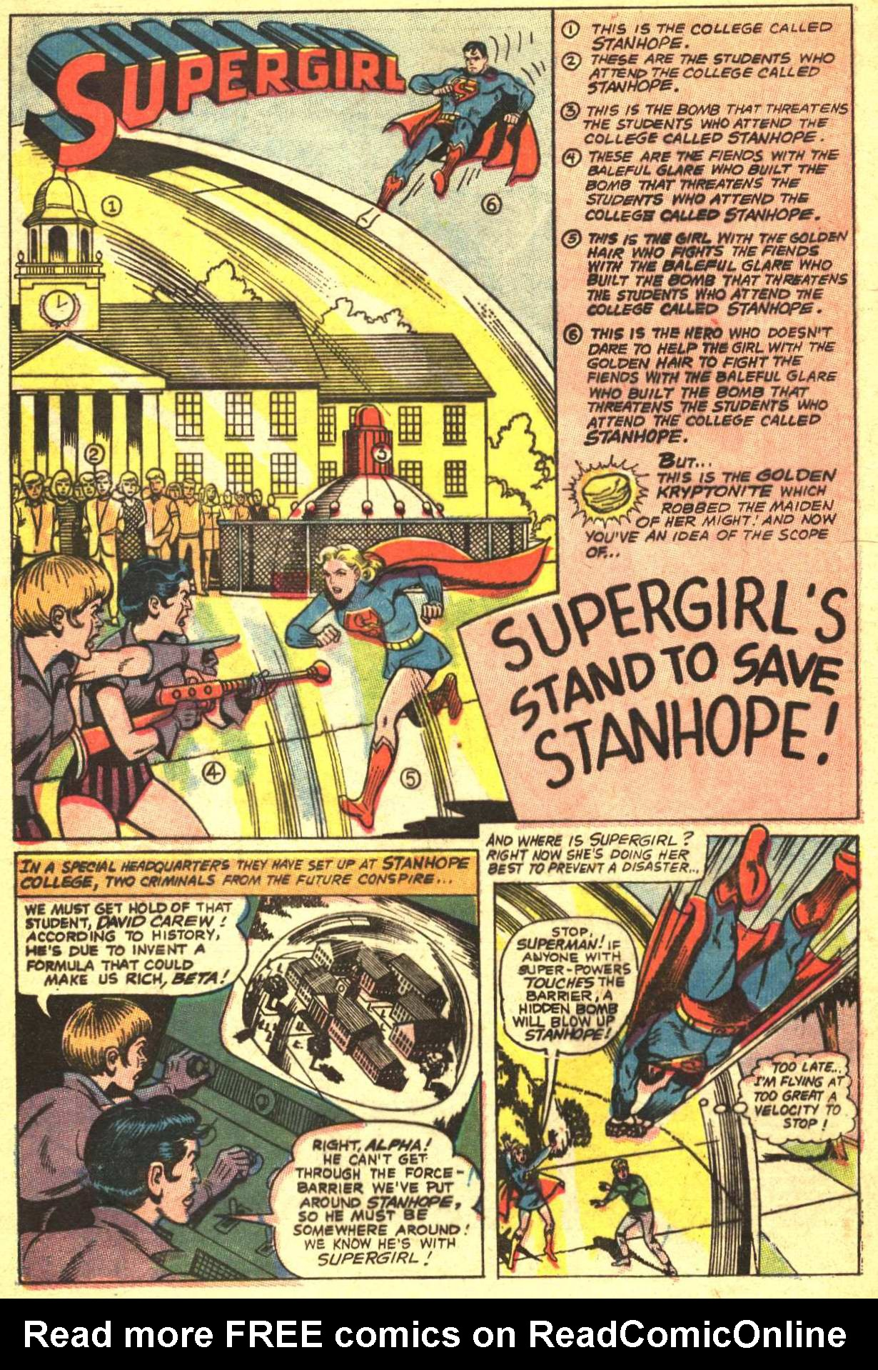 Read online Action Comics (1938) comic -  Issue #368 - 15