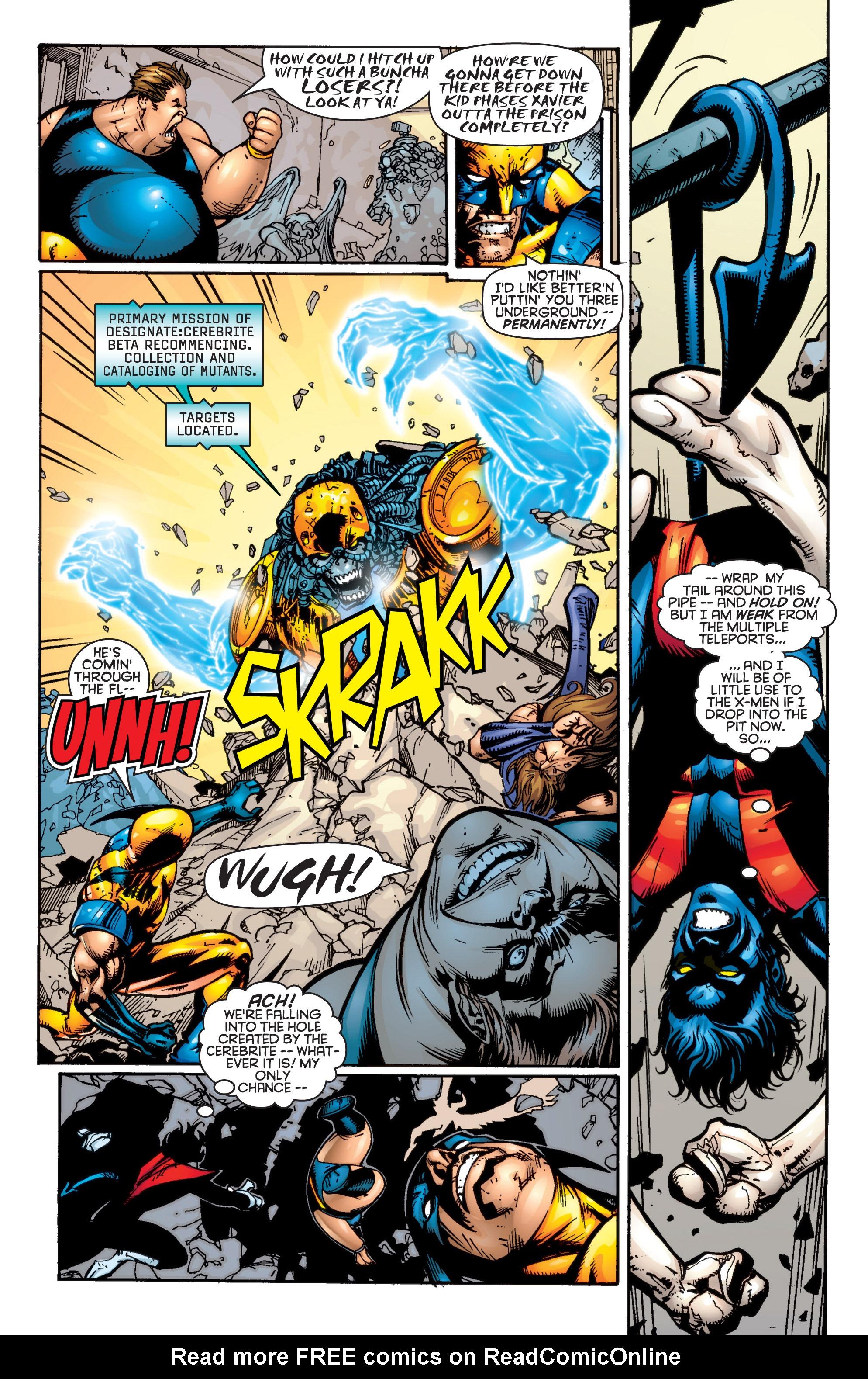 Read online Uncanny X-Men (1963) comic -  Issue #364 - 13
