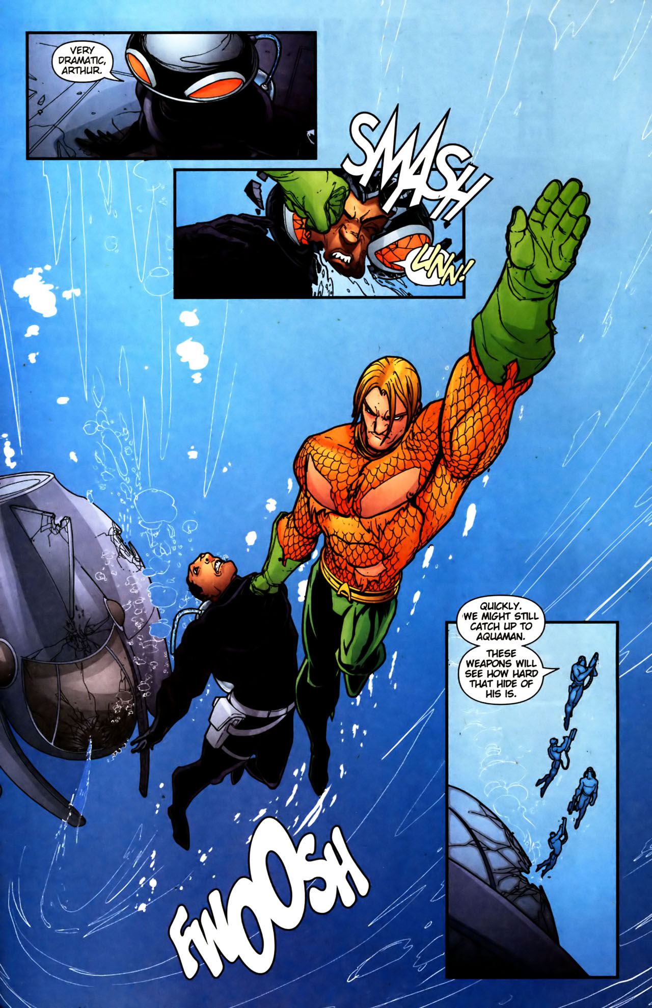 Read online Aquaman (2003) comic -  Issue #39 - 18