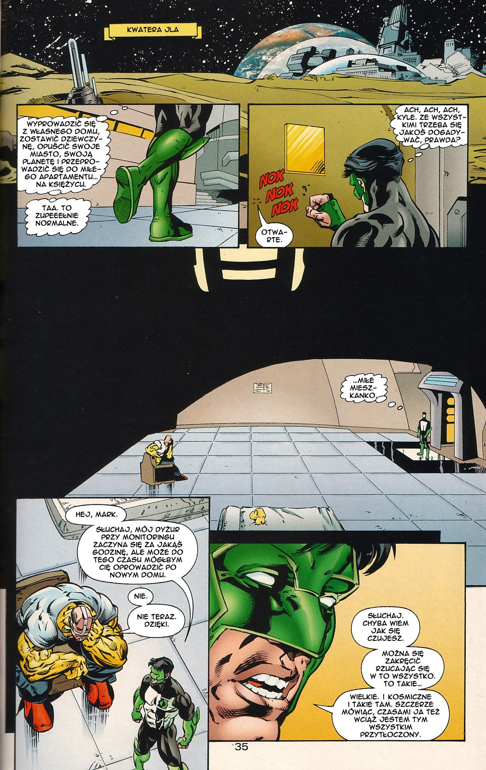 Read online JLA Superpower comic -  Issue # Full - 35
