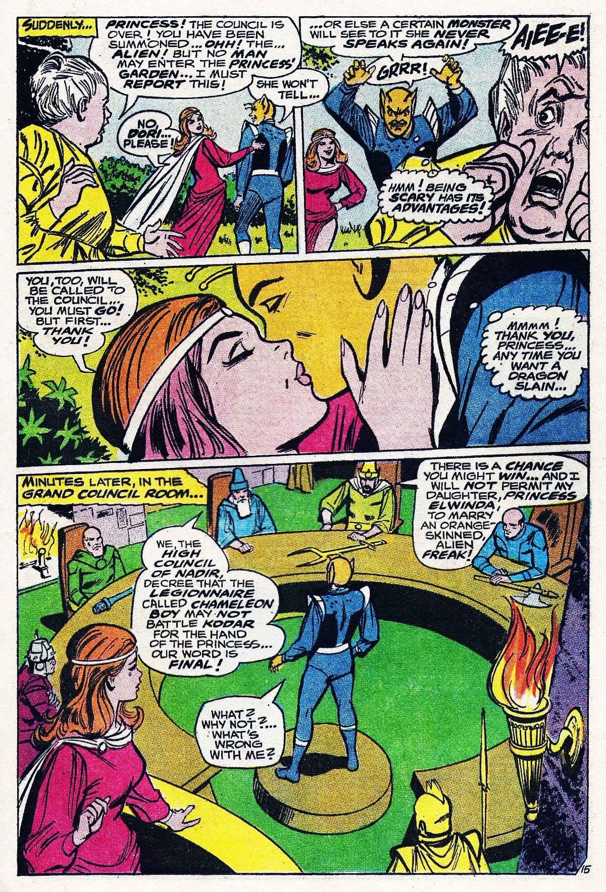 Read online Adventure Comics (1938) comic -  Issue #376 - 21