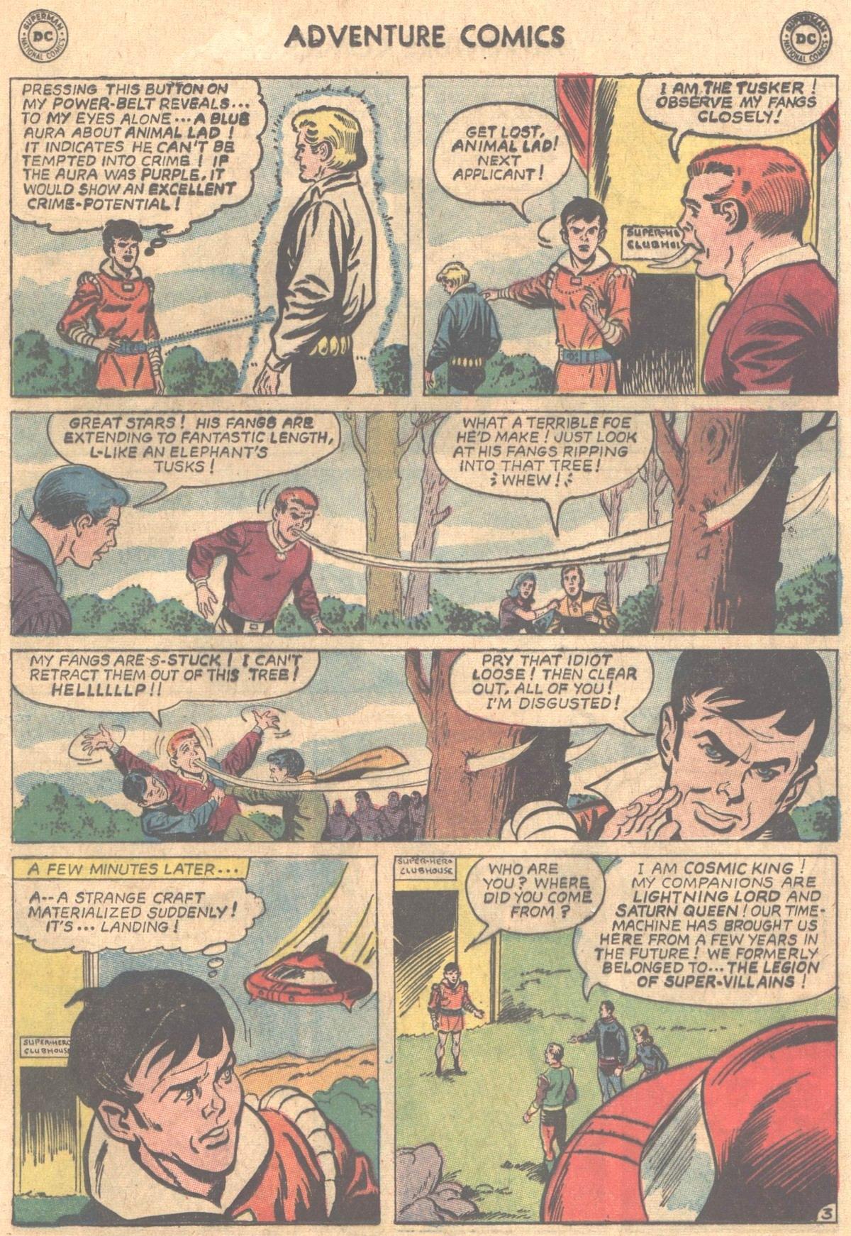 Read online Adventure Comics (1938) comic -  Issue #331 - 4