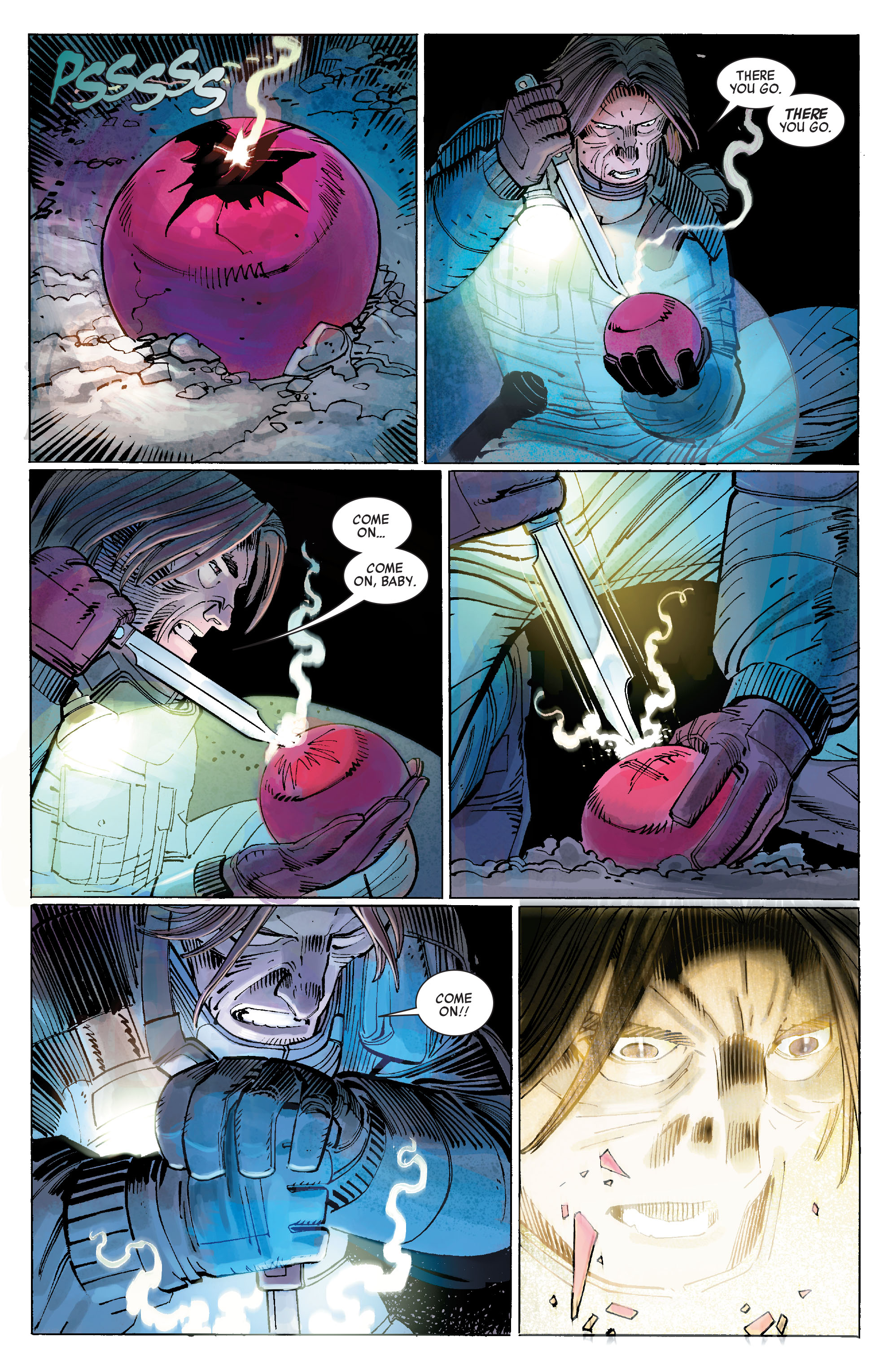 Read online Avengers (2010) comic -  Issue #7 - 9
