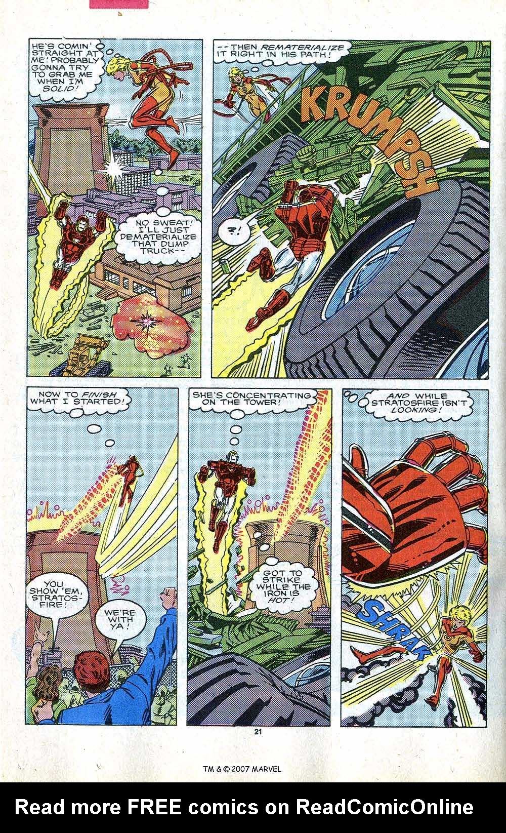Iron Man Annual issue 9 - Page 28