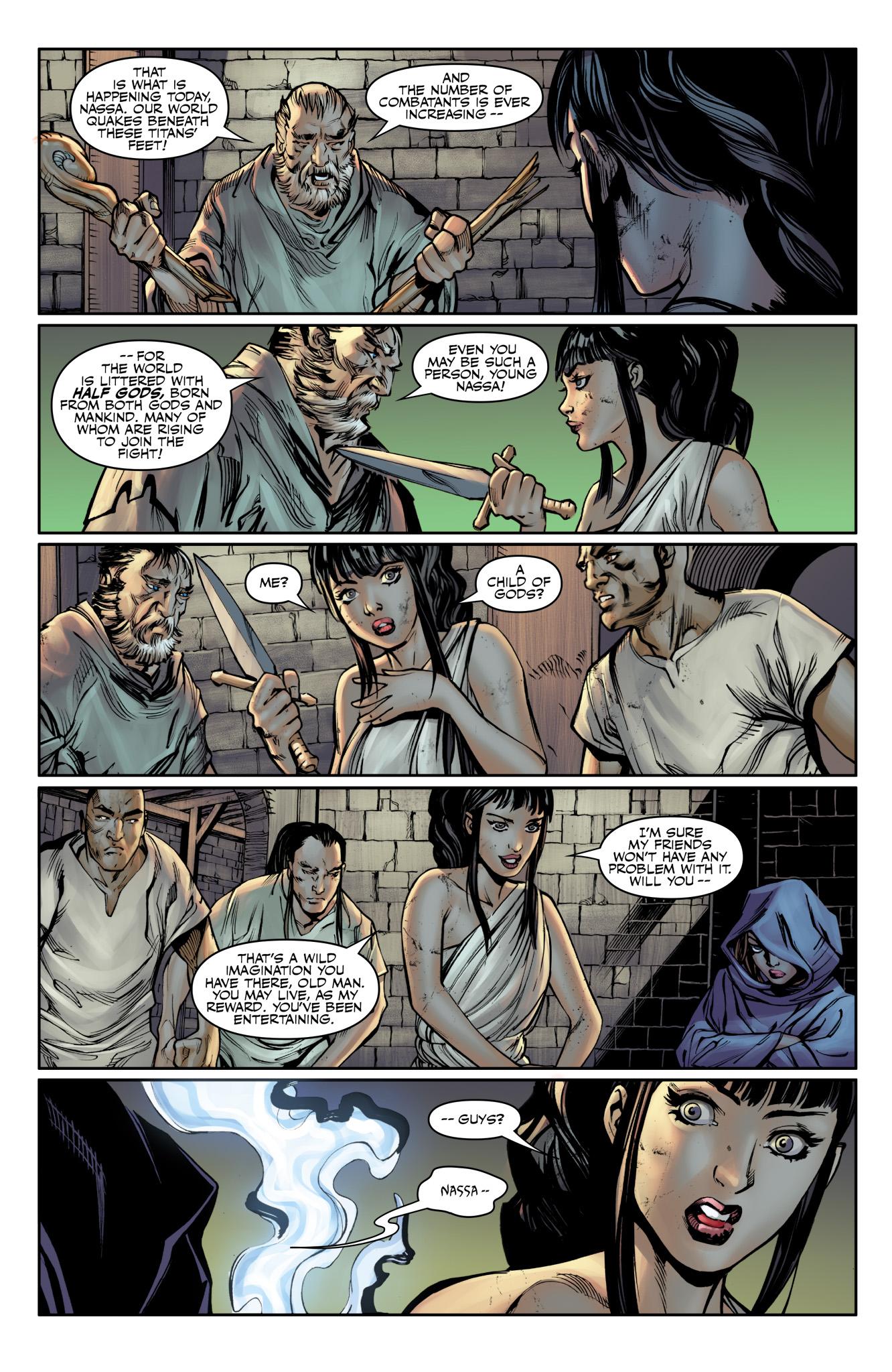 Read online SMITE comic -  Issue # Full - 11
