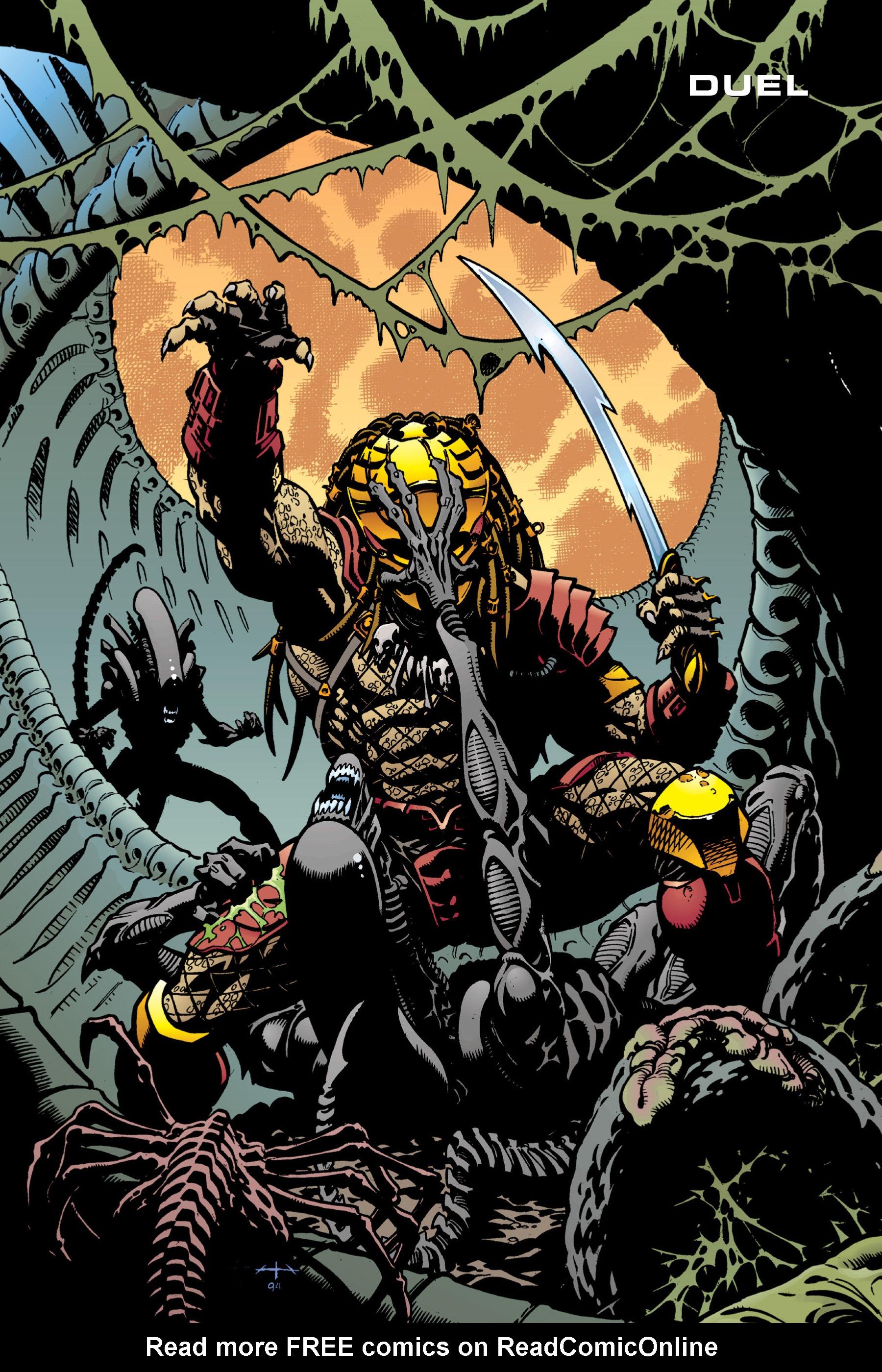 Read online Aliens vs. Predator Omnibus comic -  Issue # _TPB 1 Part 2 - 63