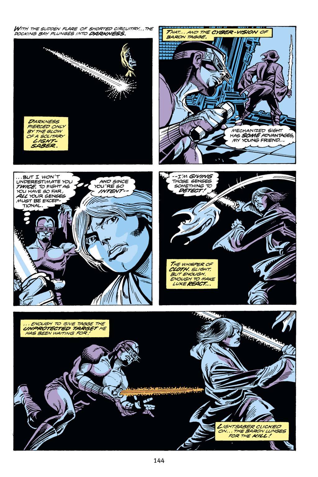 Read online Star Wars Omnibus comic -  Issue # Vol. 14 - 144