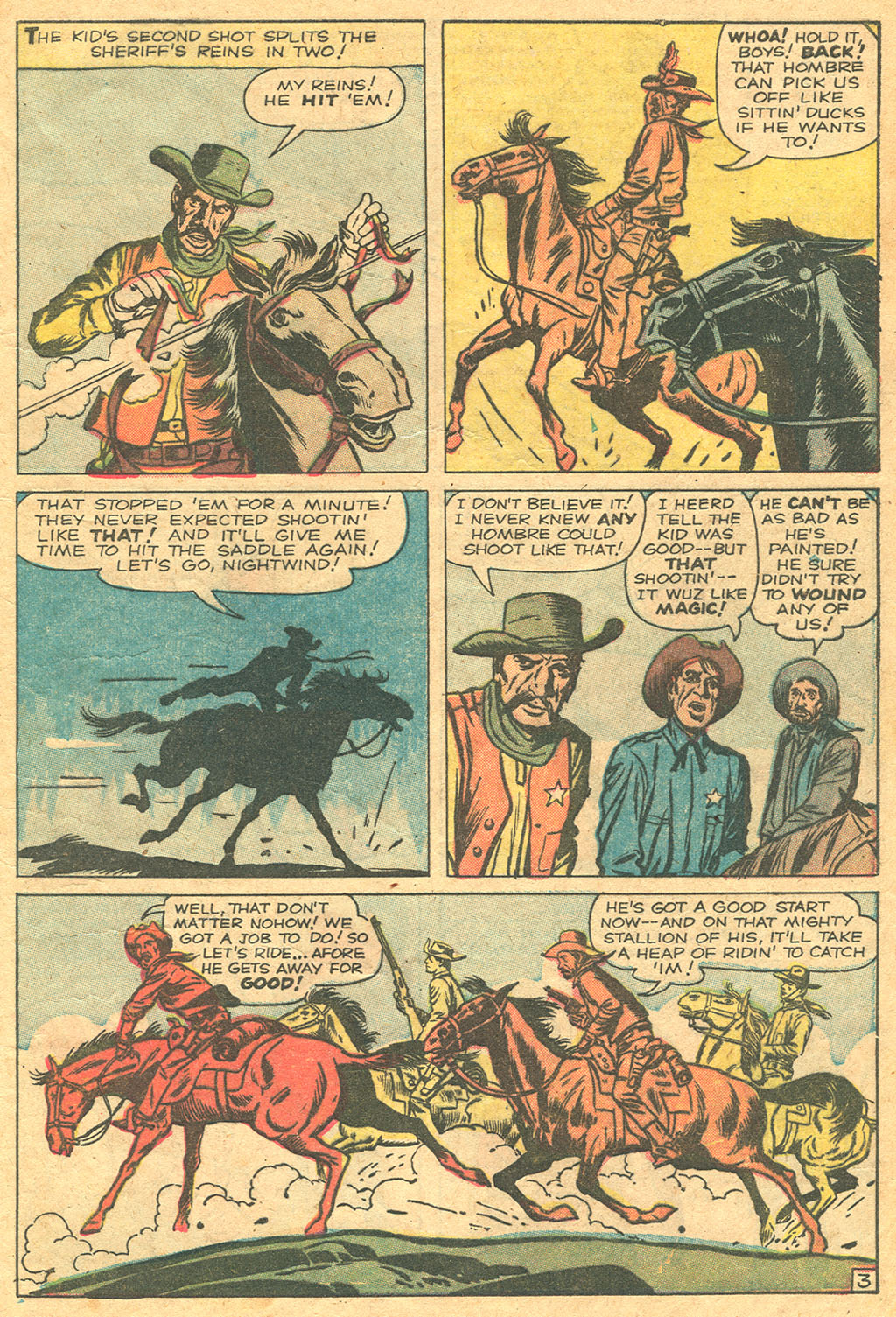 The Rawhide Kid (1955) issue 22 - Page 5