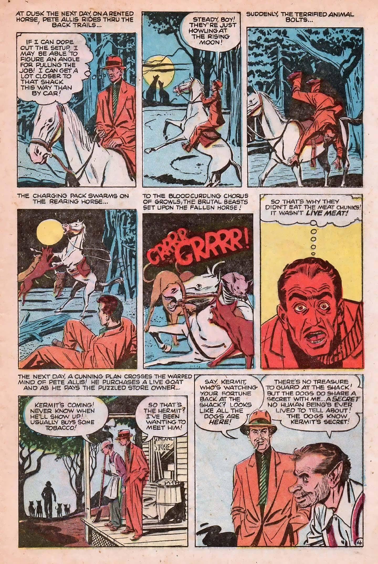 Read online Adventures into Weird Worlds comic -  Issue #20 - 13
