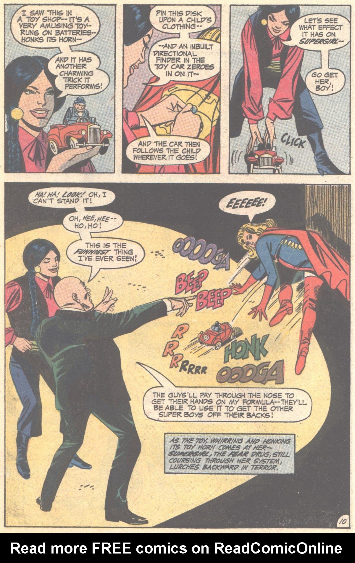 Read online Adventure Comics (1938) comic -  Issue #401 - 14