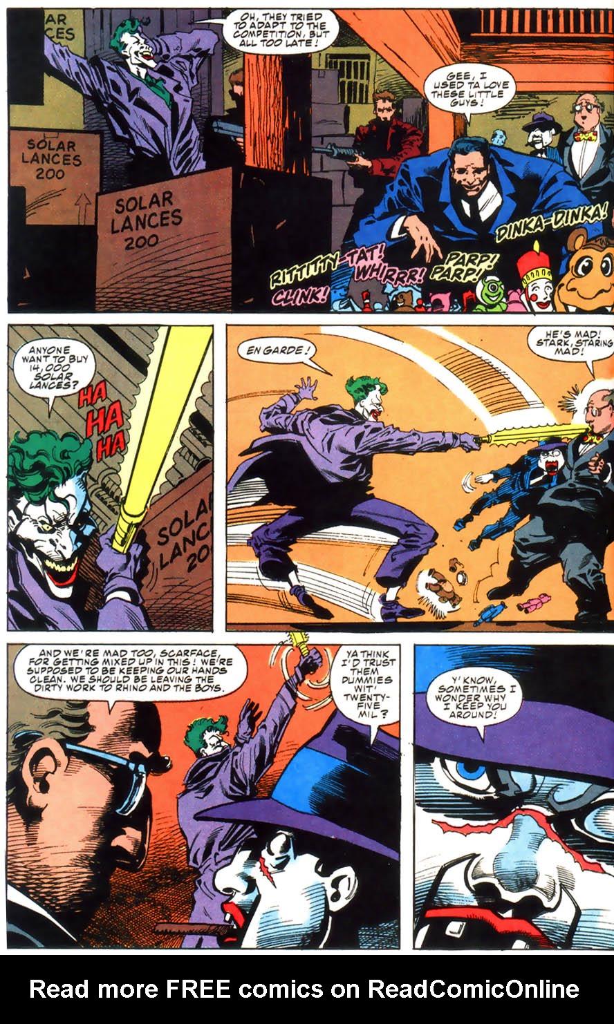 Read online Detective Comics (1937) comic -  Issue # _Annual 5 - 30