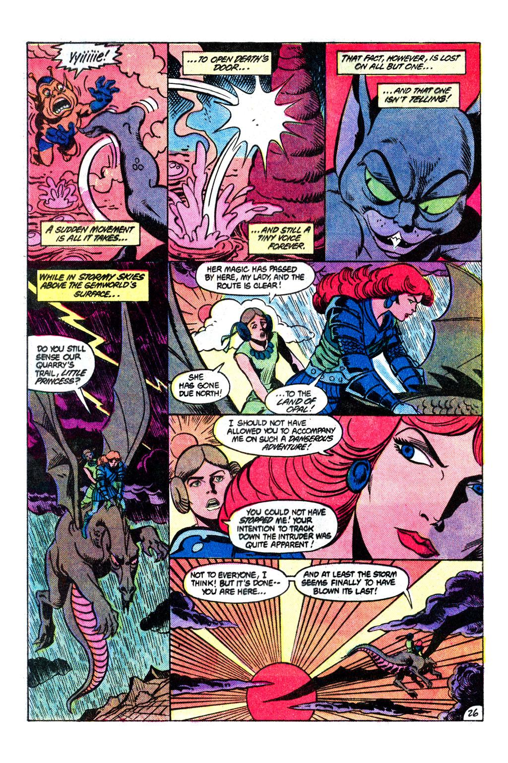 Read online Amethyst, Princess of Gemworld comic -  Issue # _Annual 1 - 27