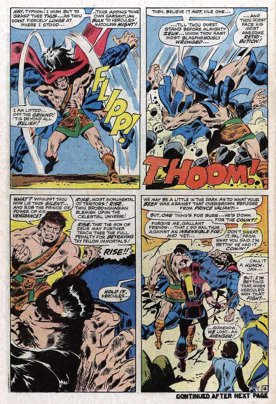 The Avengers (1963) 50 Page 21