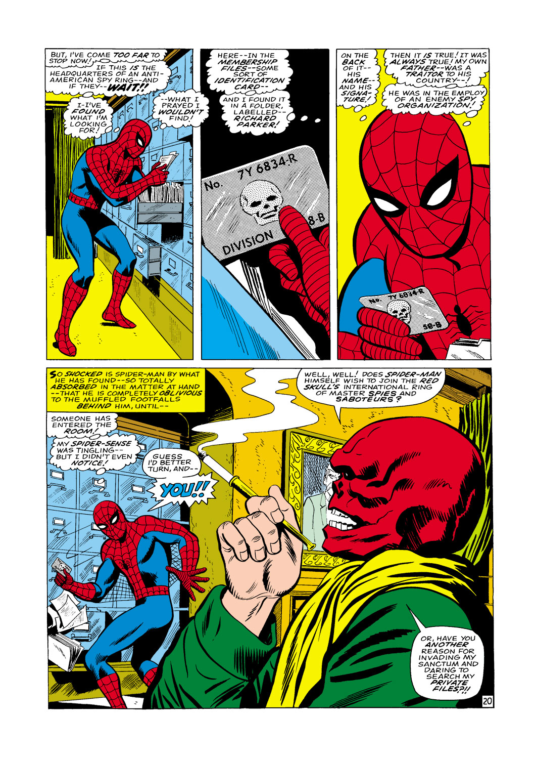 The Amazing Spider-Man (1963) _Annual_5 Page 20