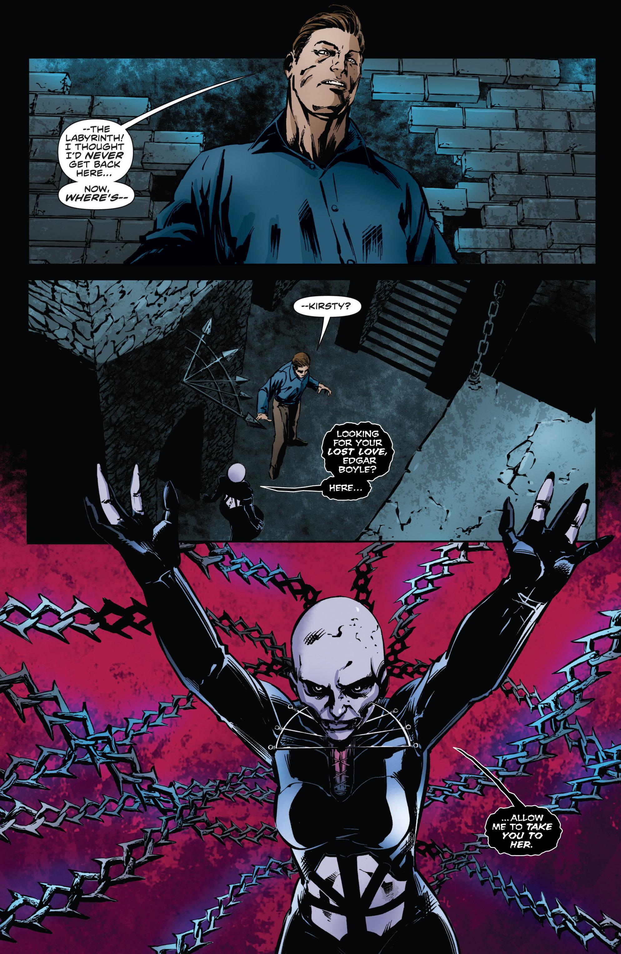 Read online Clive Barker's Hellraiser: The Dark Watch comic -  Issue # TPB 3 - 66