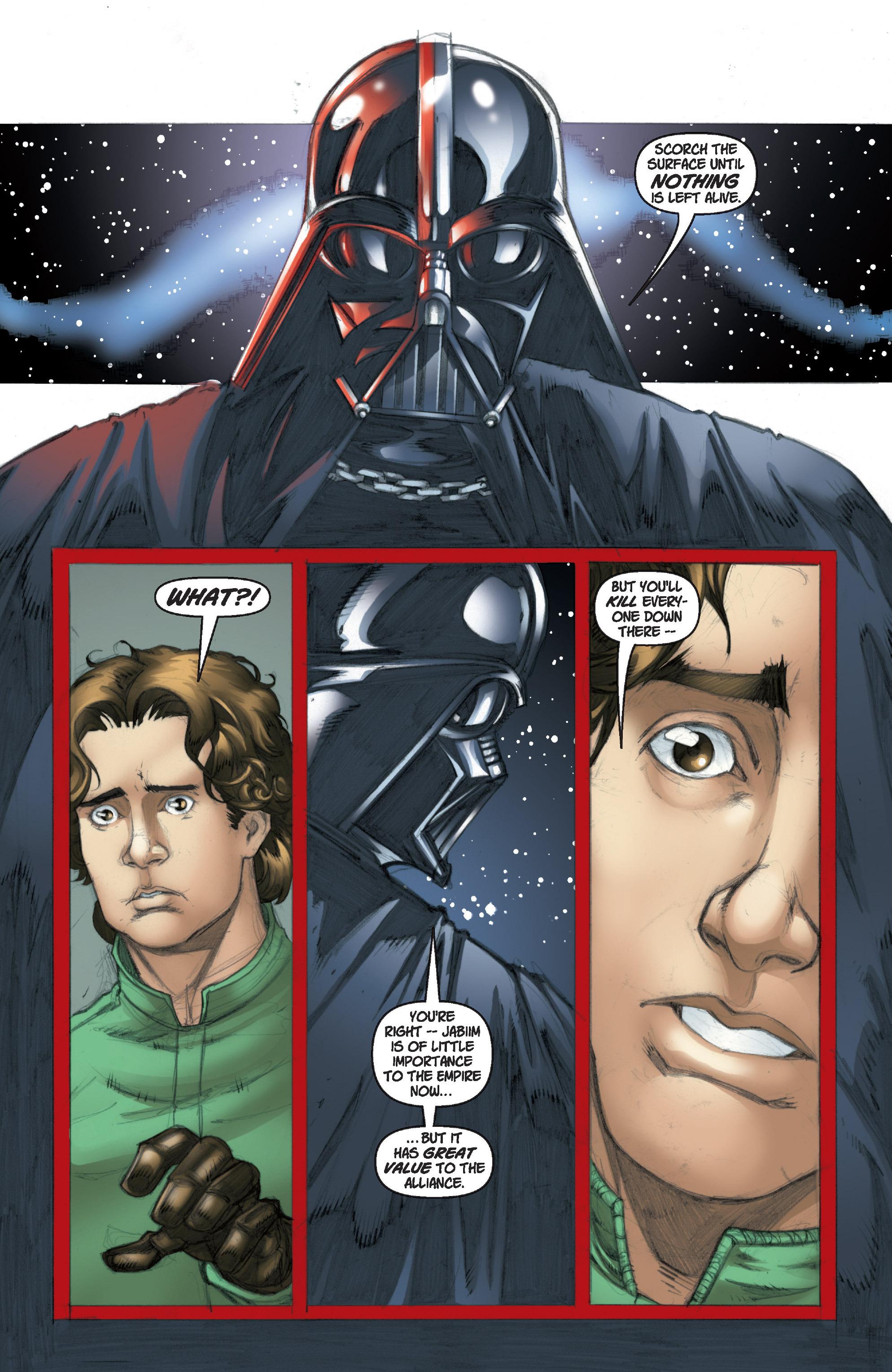 Read online Star Wars Omnibus comic -  Issue # Vol. 20 - 162