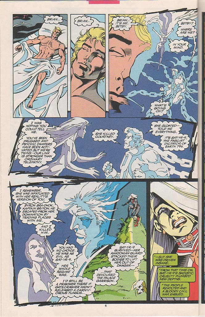 Excalibur (1988) issue 56 - Page 6