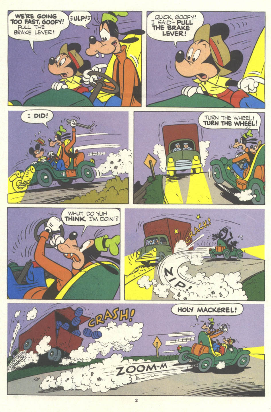 Walt Disney's Comics and Stories issue 554 - Page 26