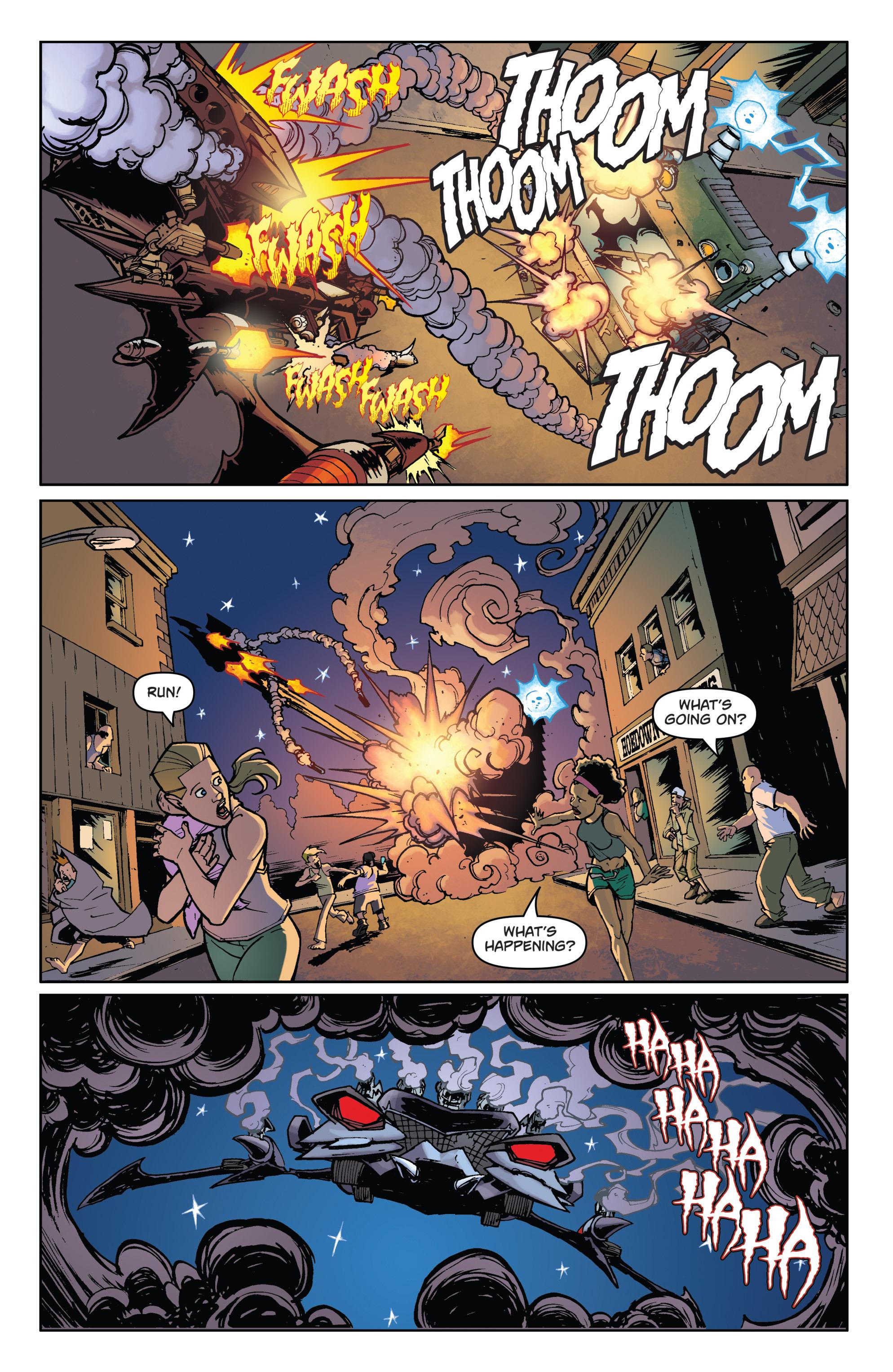 Read online Monster Motors comic -  Issue # Full - 36