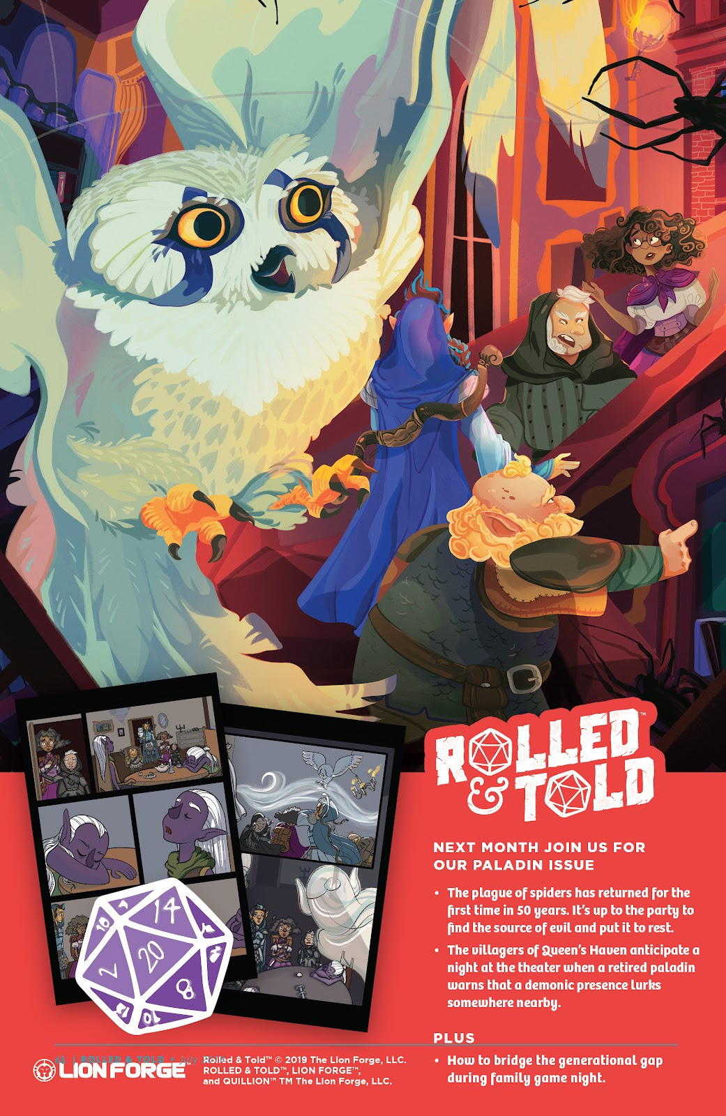 Read online Rolled & Told comic -  Issue #11 - 68