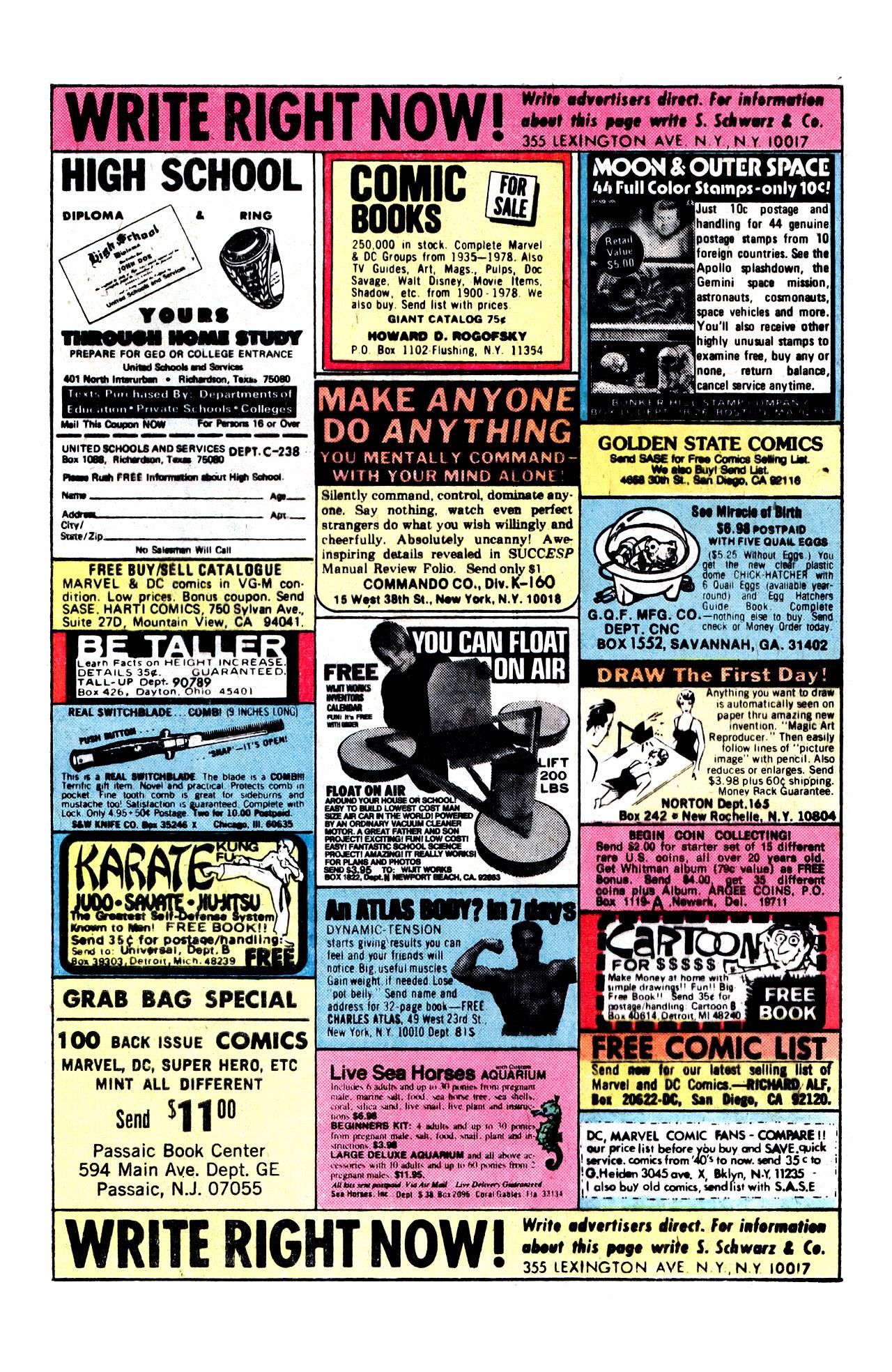 Read online Secret Society of Super-Villains comic -  Issue #15 - 29
