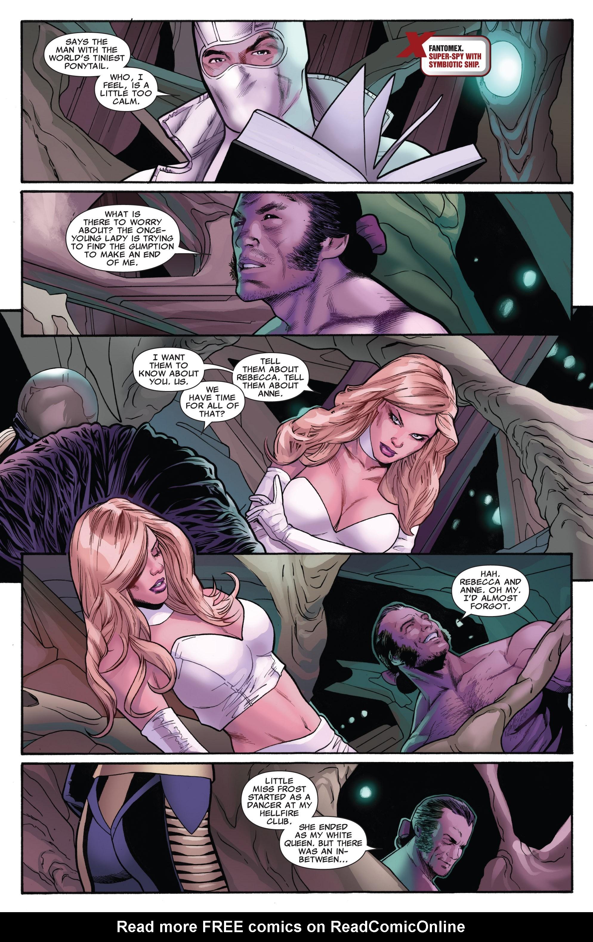 Read online Uncanny X-Men (1963) comic -  Issue #531 - 20